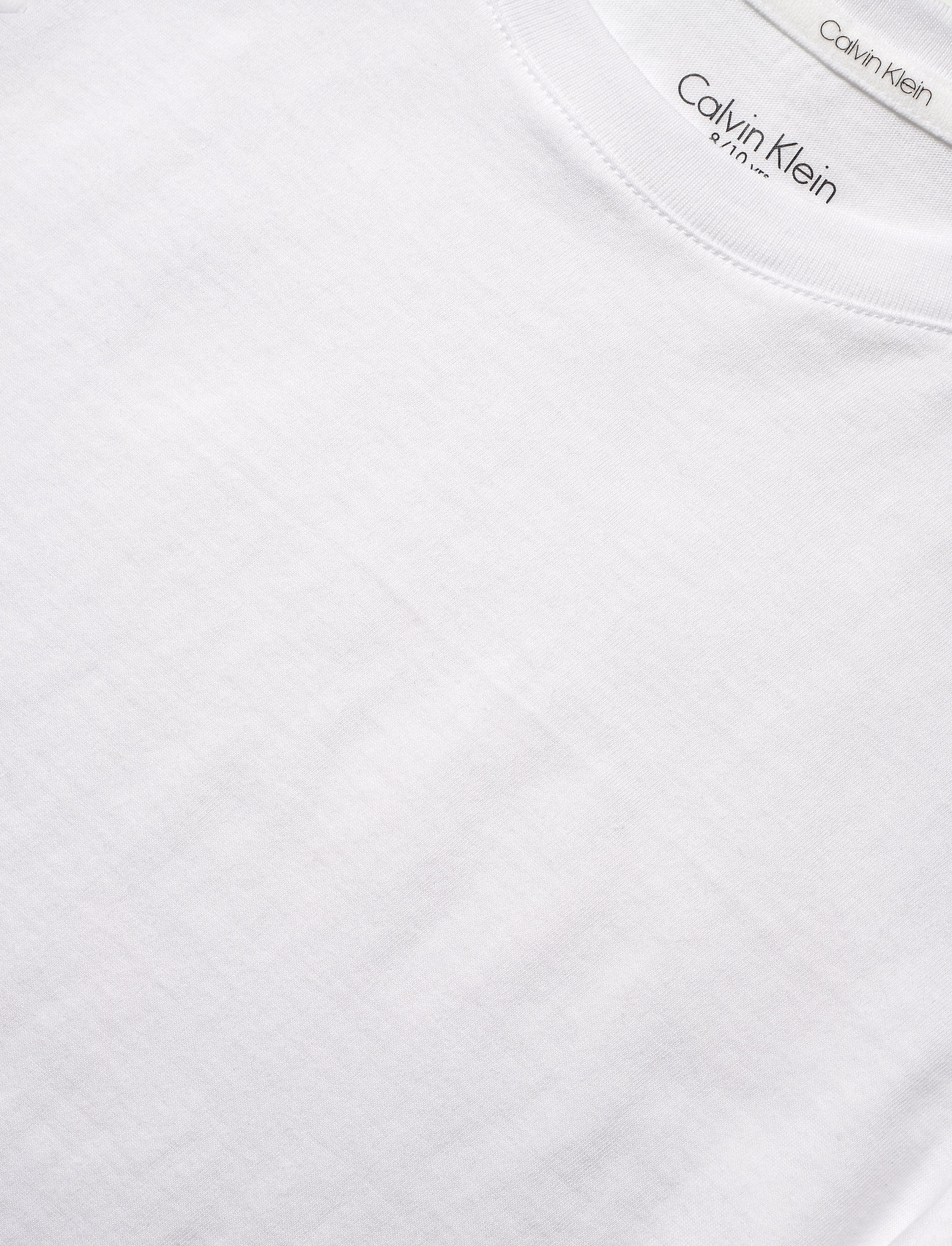 Calvin Klein - WOVEN PJ SET (SS+SHORT) - 2-delte sæt - pvhwhite/w/pvhblack - 4