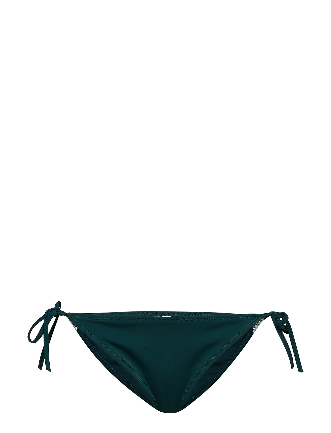 Calvin Klein CHEEKY STRING SIDE T - PONDAROSA PINE