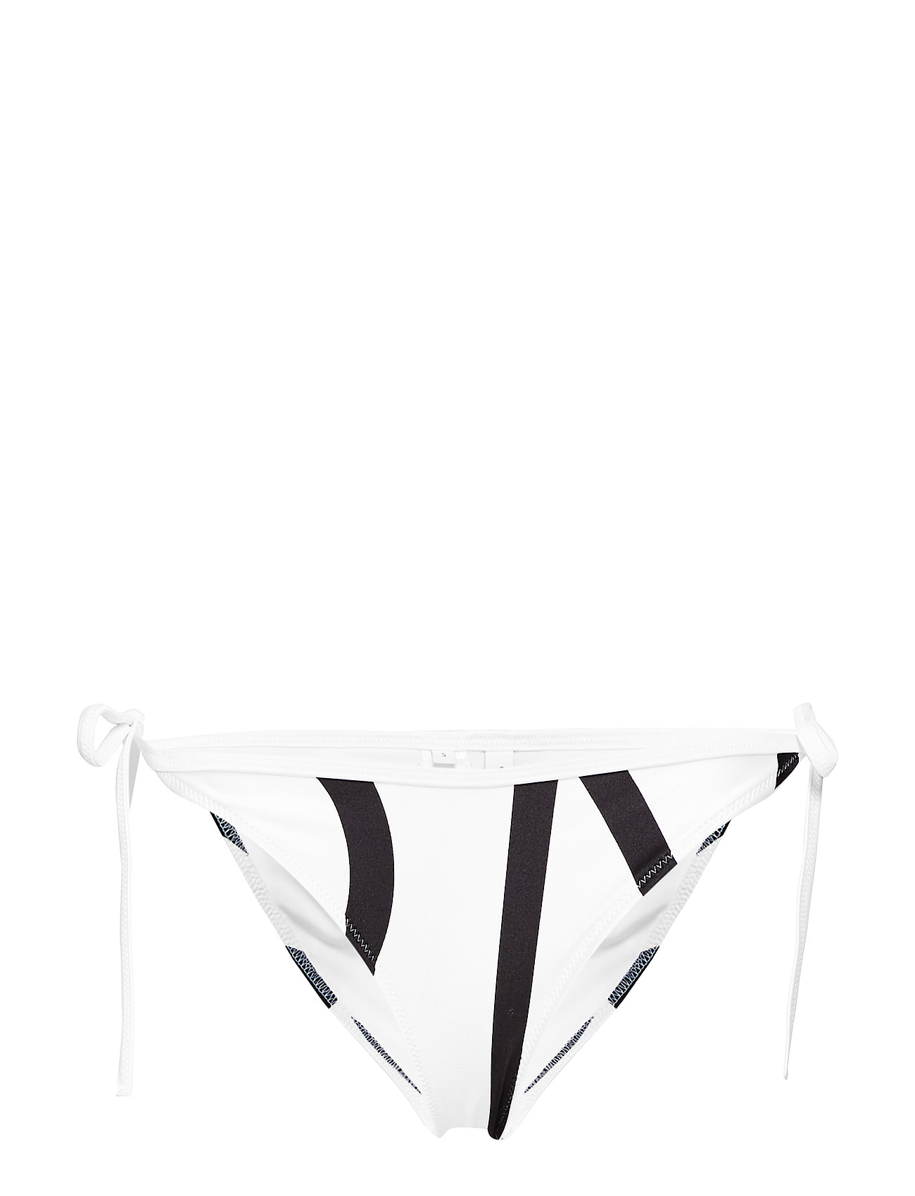 Calvin Klein STRING SIDE TIE - KLEIN ABSTRACT WHITE