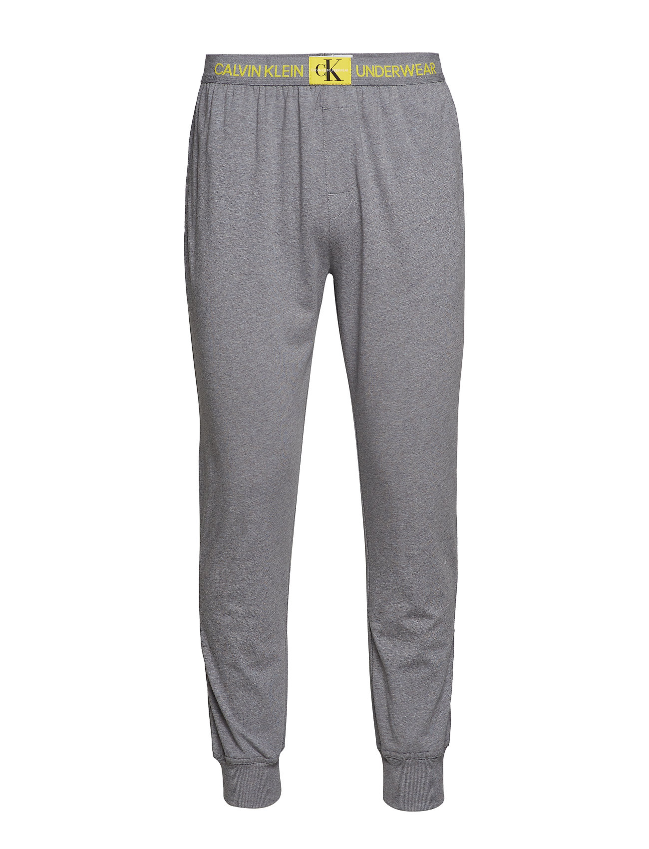 Calvin Klein SLEEP PANT - STORM HEATHER