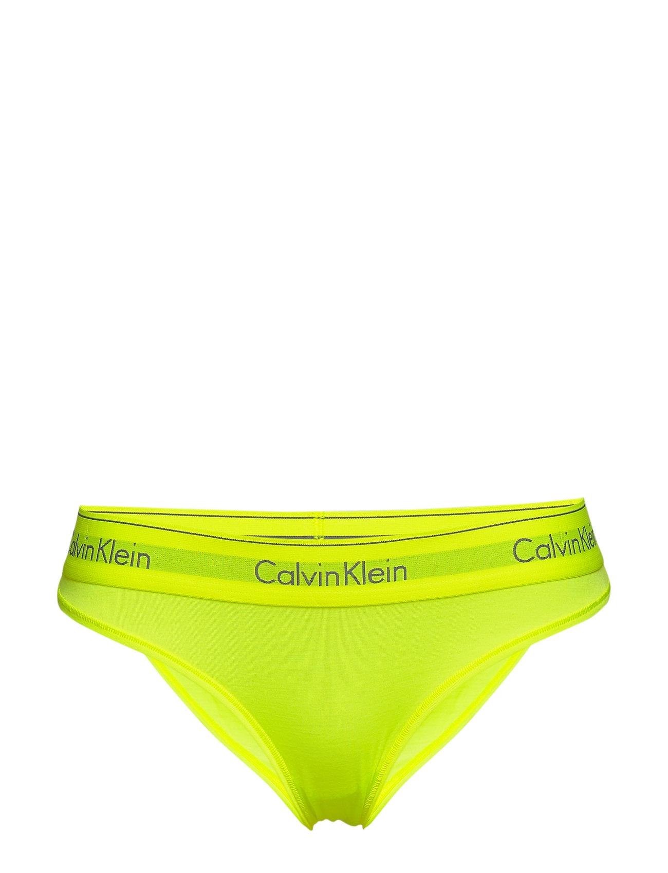 Calvin Klein BIKINI - CAUTION TAPE