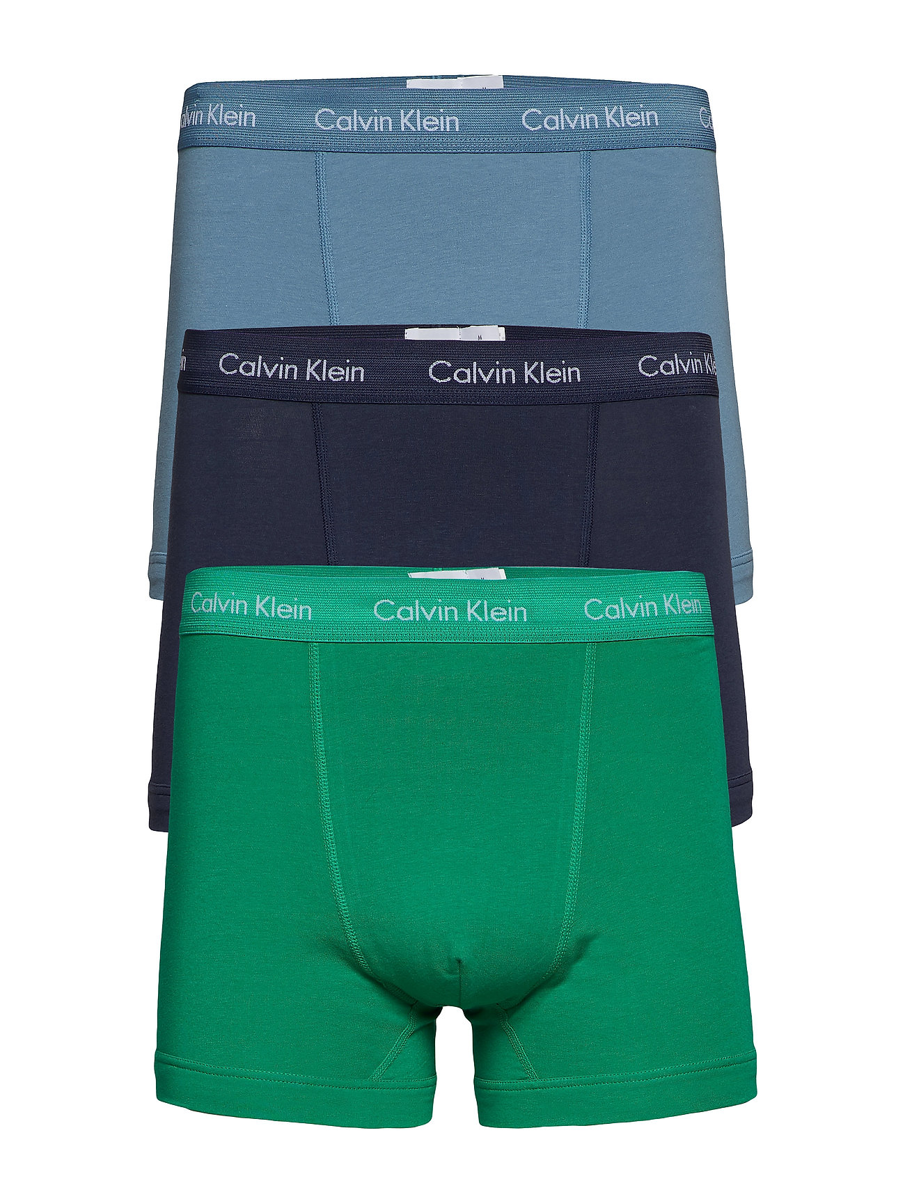 Calvin Klein COTTON STRETCH 3PK TRUNK