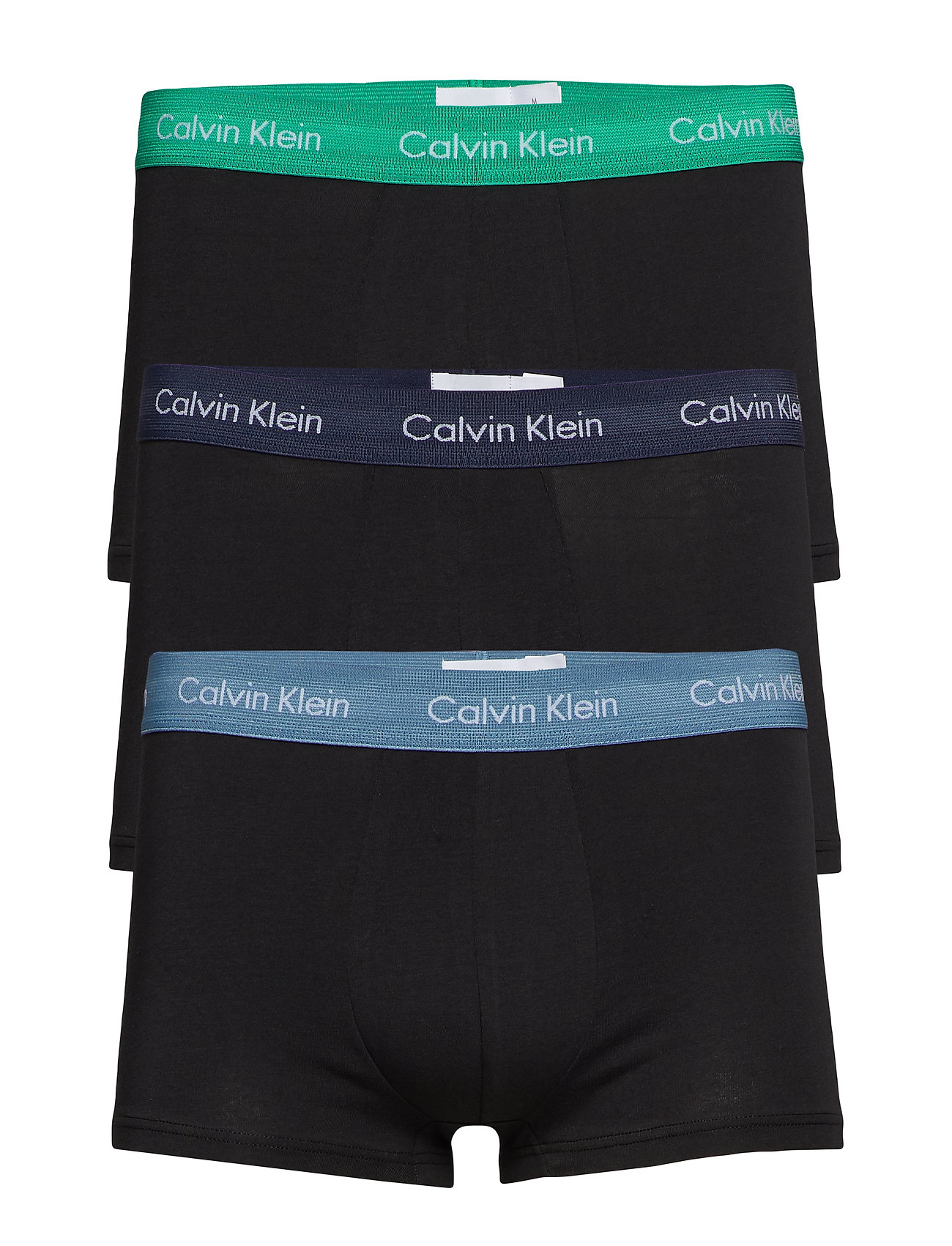 Calvin Klein 3P LOW RISE TRUNK 00