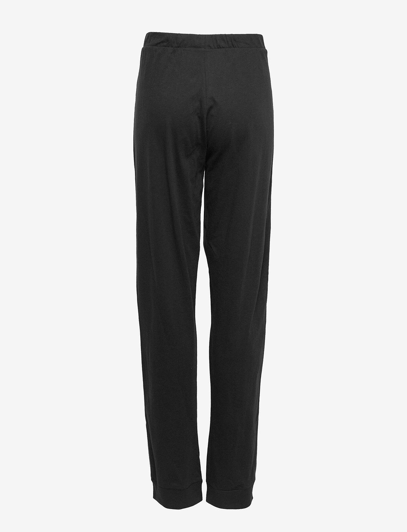 Calvin Klein - KNIT PJ SET (SS+CUFFED PANT) - sæt - pvh black - 5