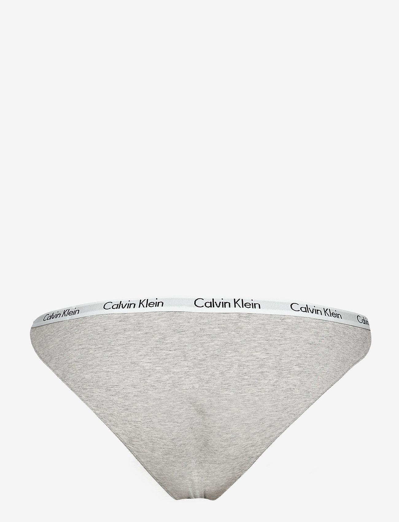 Calvin Klein - BIKINI - majtki - grey heather - 1