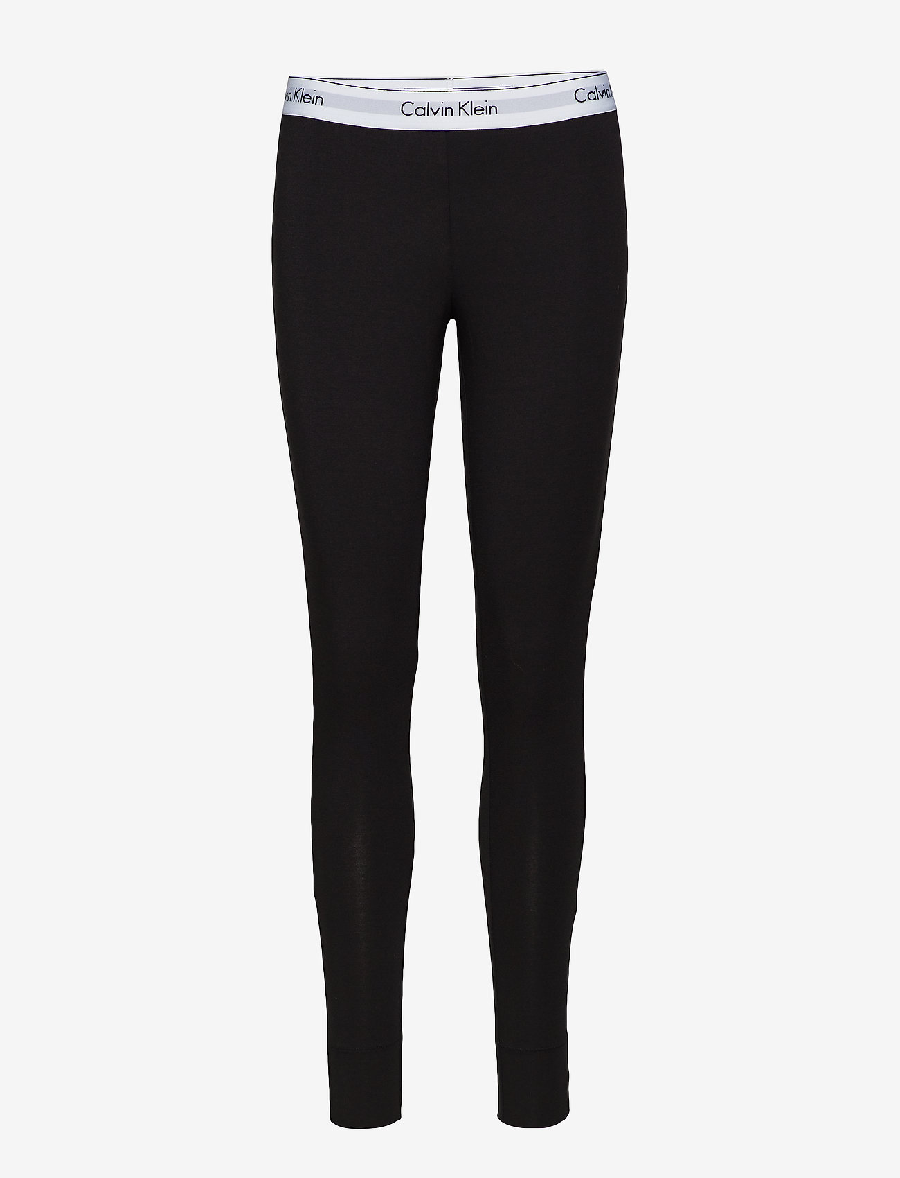 Calvin Klein - LEGGING PANT - apakšējais apģērbs - black - 0
