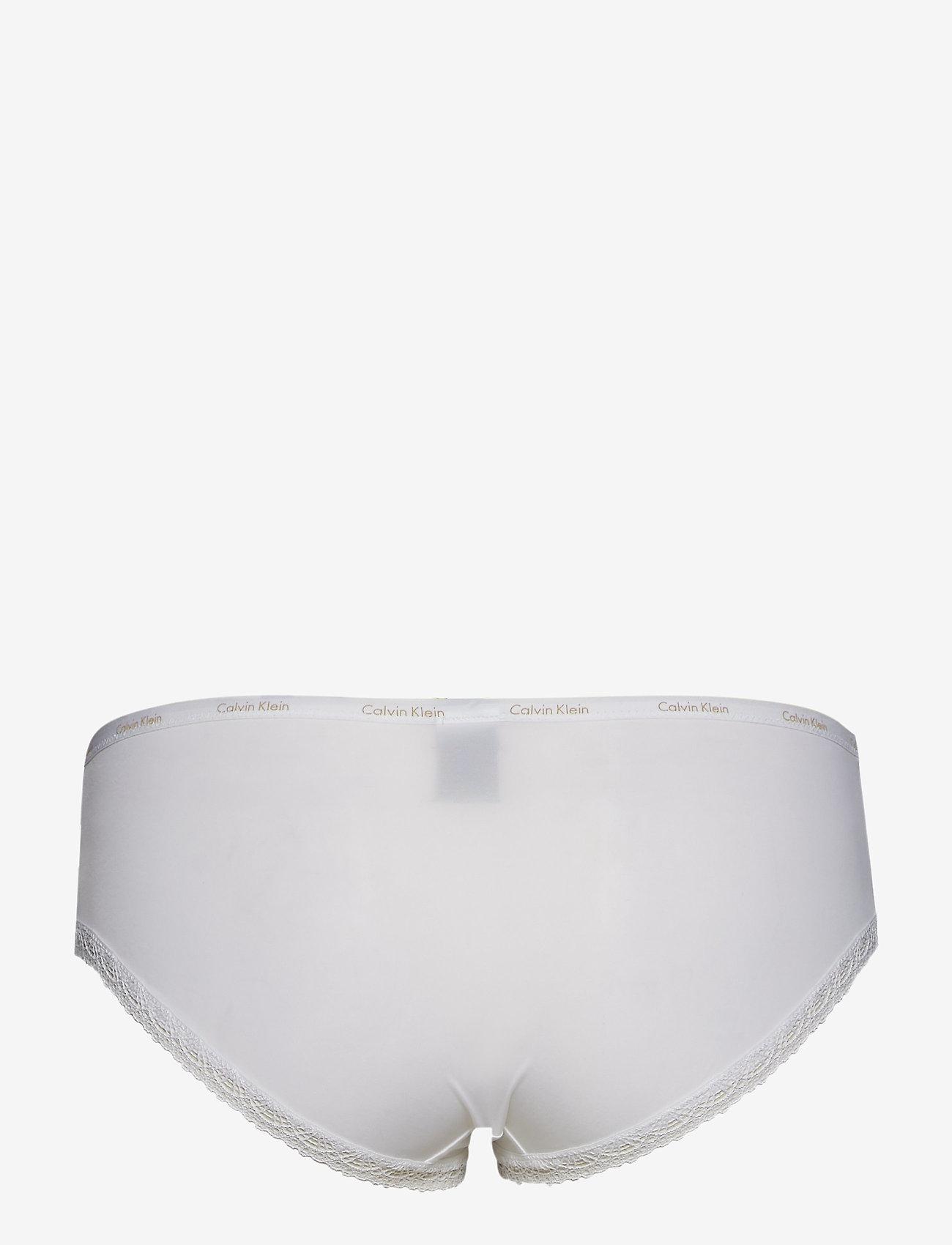 Calvin Klein - HIPSTER - hipsterit & hotpantsit - white - 1