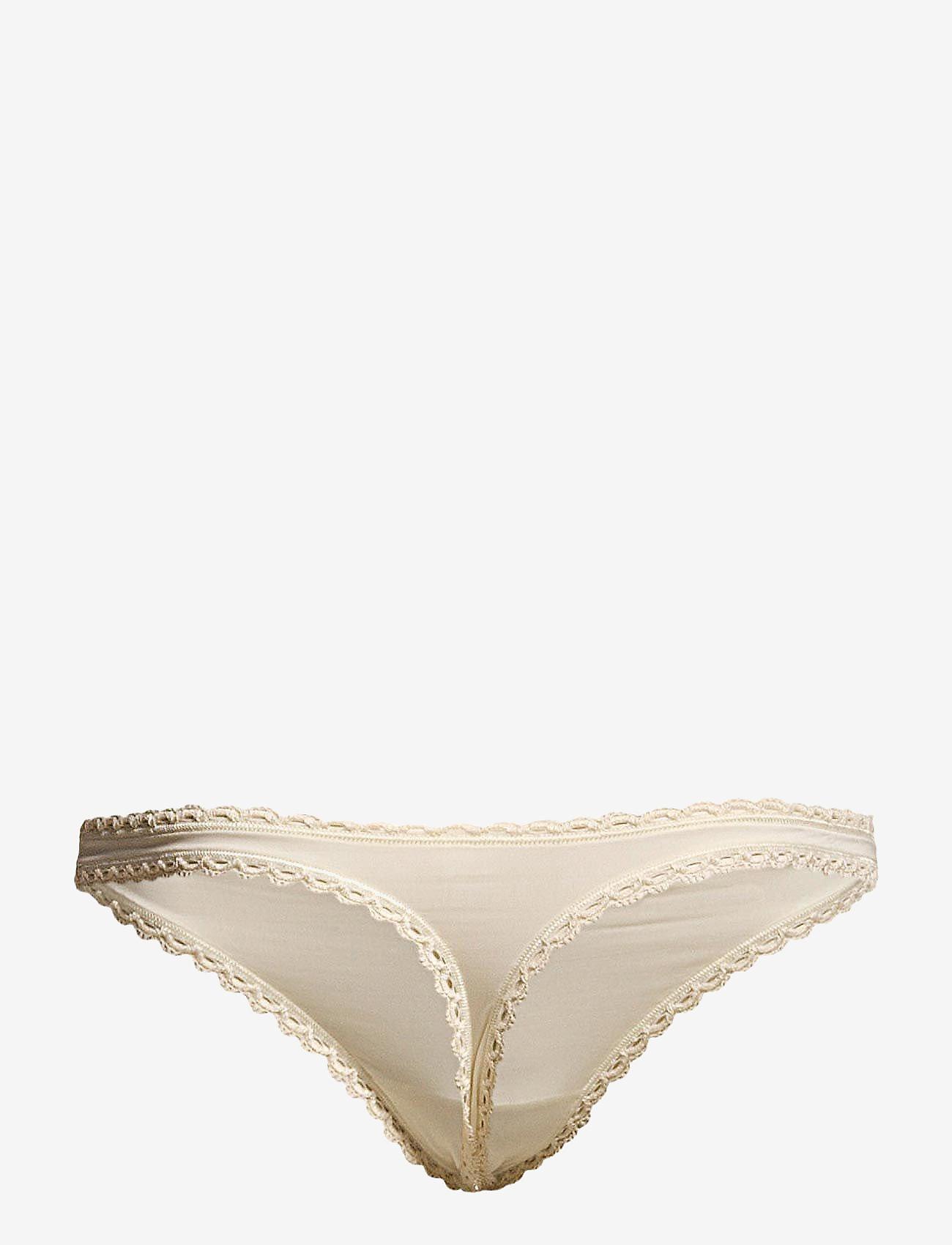 Calvin Klein - THONG - string - ivory - 1