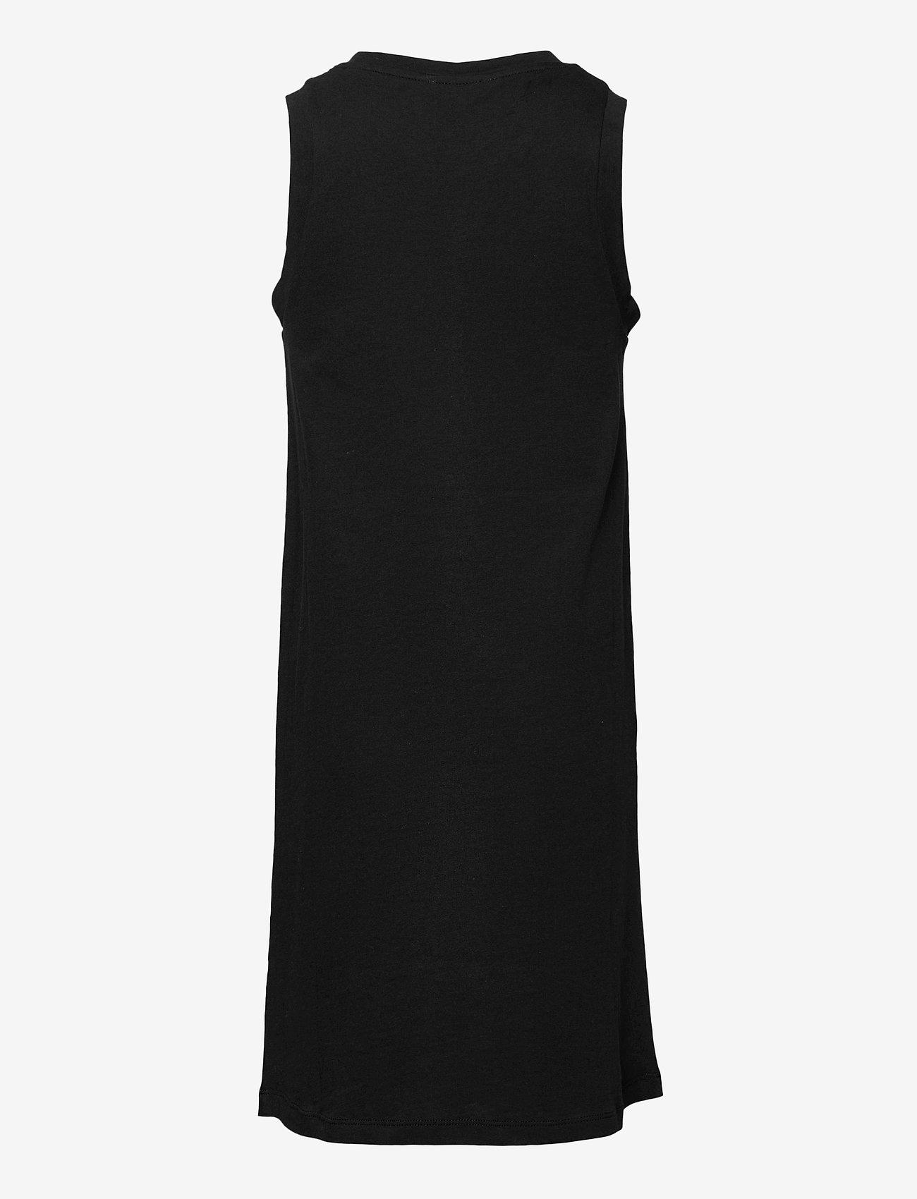 Calvin Klein - TANK DRESS - Ärmellose - pvh black - 1