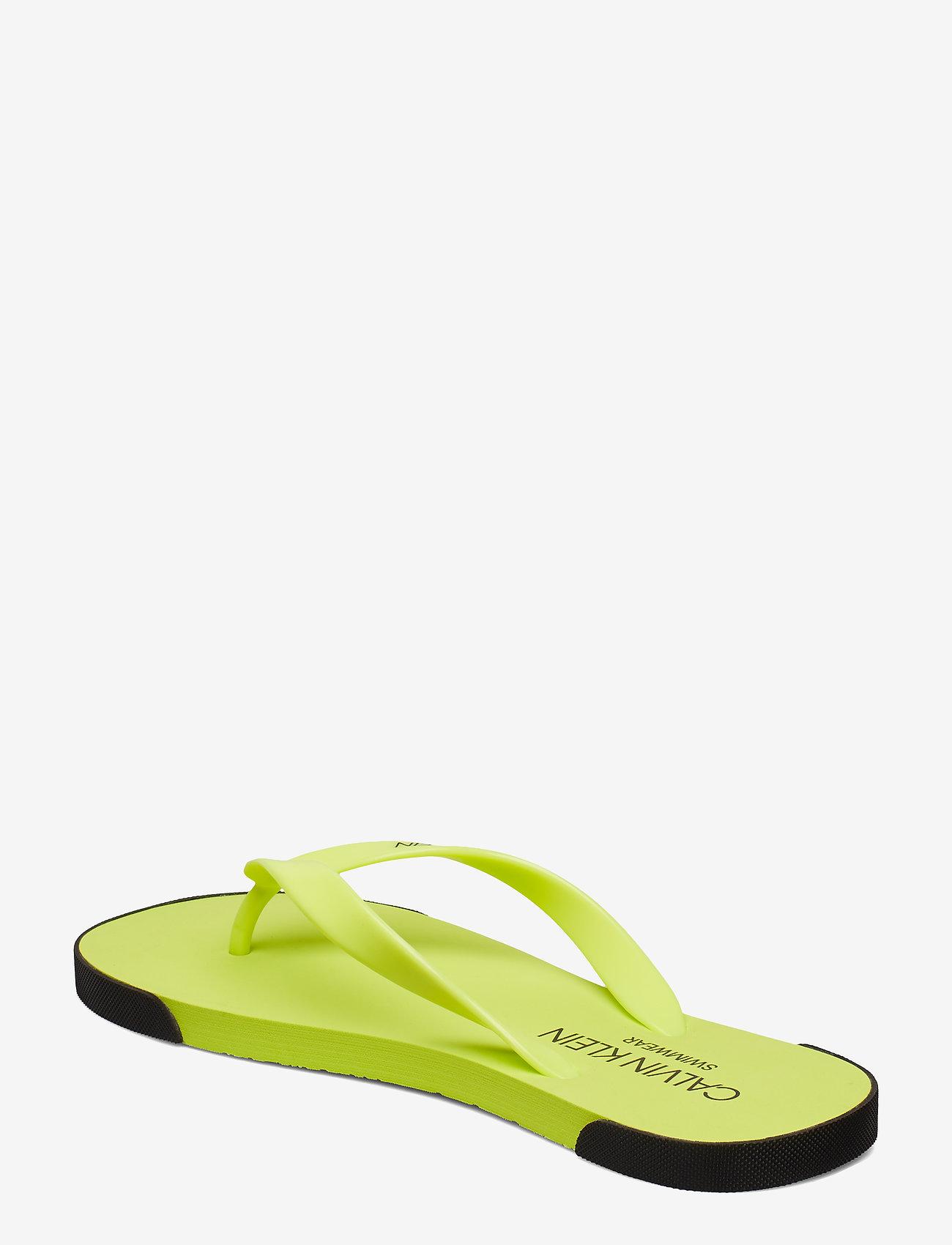 Calvin Klein Ff Sandals - Sandaler Sharp Green
