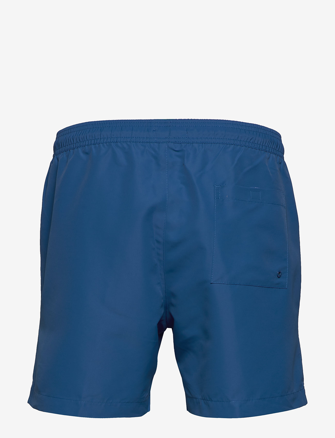 Calvin Klein - MEDIUM DRAWSTRING - badehosen - snorkel blue - 1
