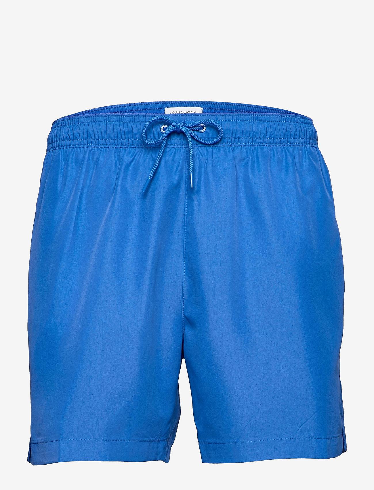 Calvin Klein - MEDIUM DRAWSTRING - shorts - bobby blue - 0