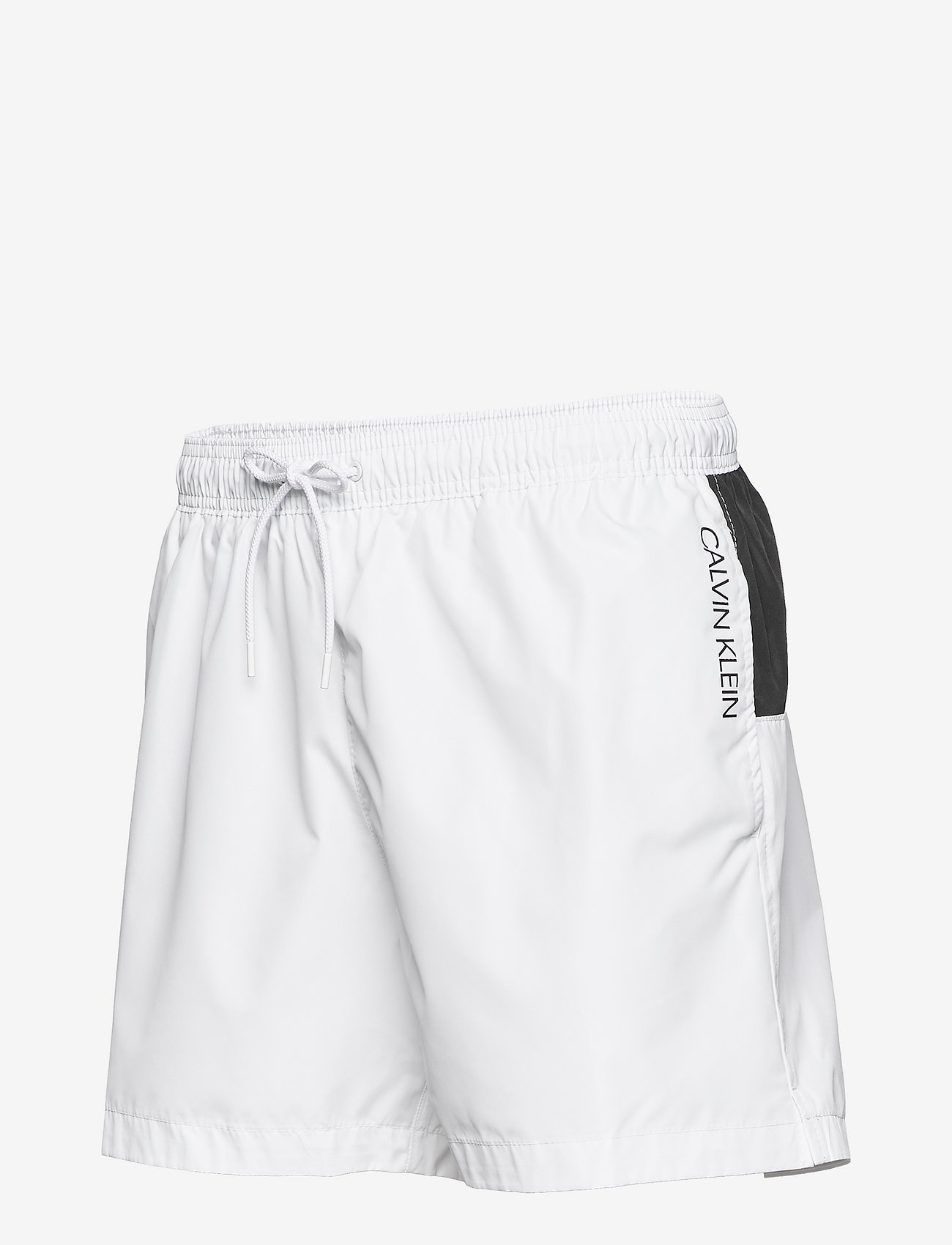 Calvin Klein - MEDIUM DRAWSTRING - shorts de bain - pvh classic white - 2