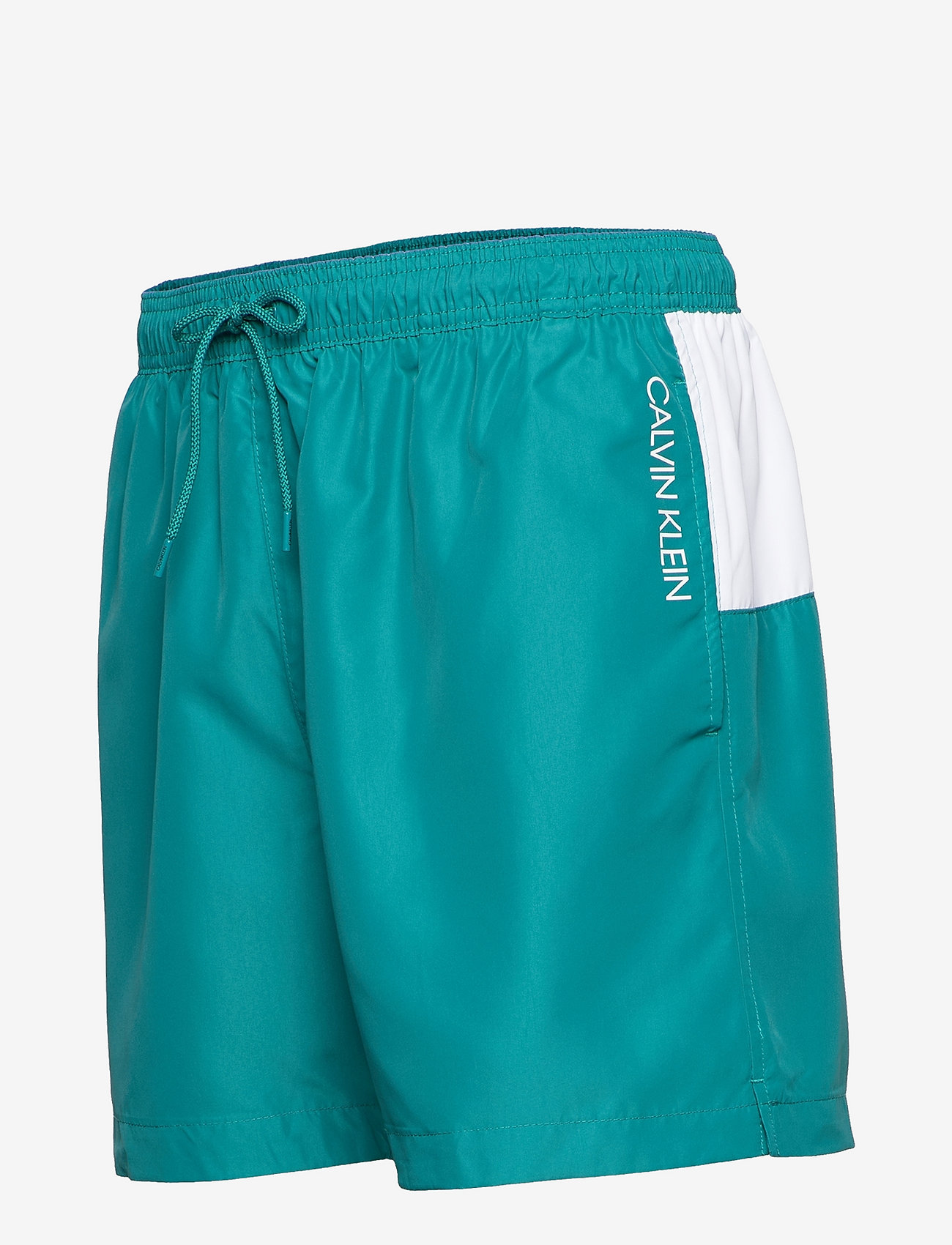 Calvin Klein - MEDIUM DRAWSTRING - shorts - seans teal - 2
