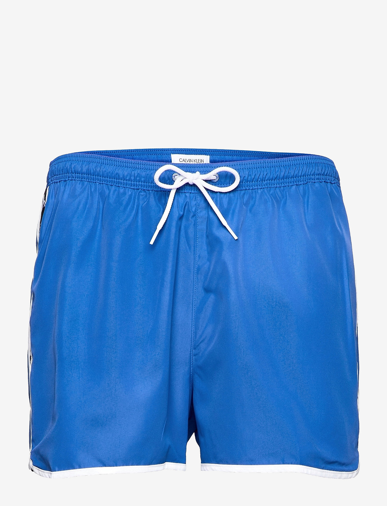 Calvin Klein - SHORT RUNNER - shorts de bain - bobby blue - 0
