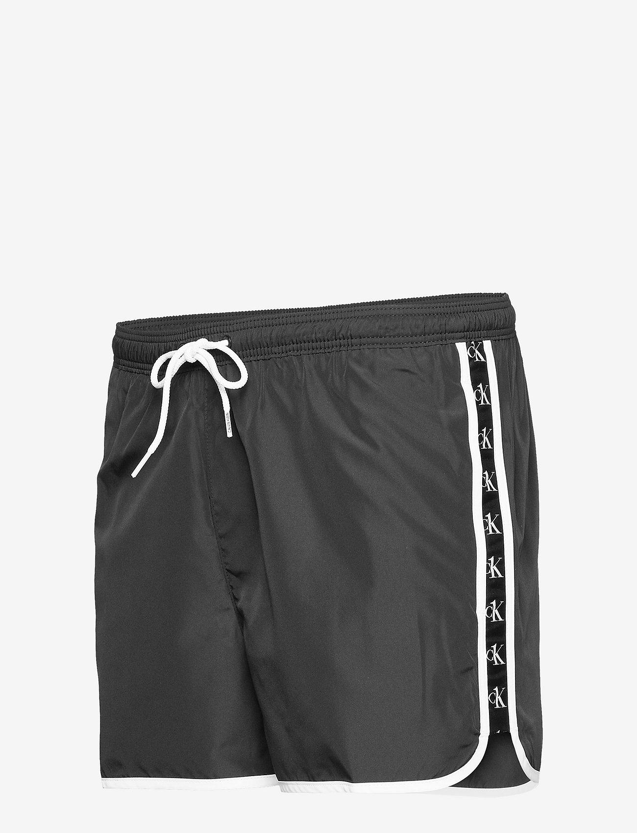 Calvin Klein - SHORT RUNNER - shorts - pvh black - 2