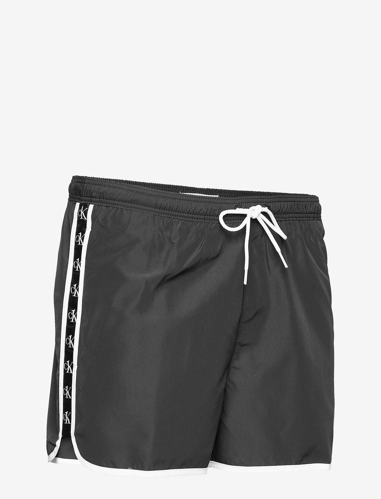 Calvin Klein - SHORT RUNNER - shorts - pvh black - 3
