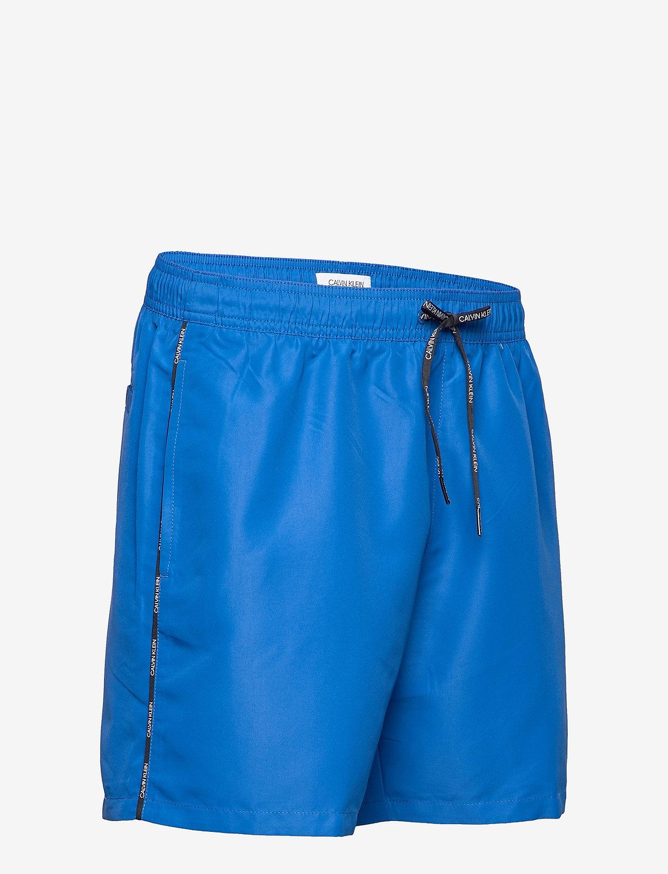 Calvin Klein - MEDIUM DRAWSTRING - shorts - bobby blue - 3