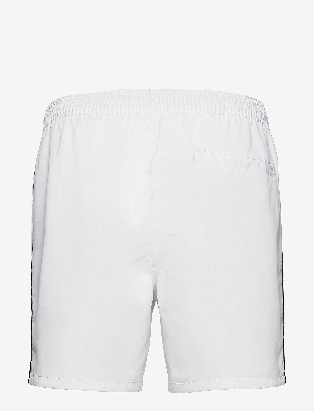Calvin Klein - MEDIUM DRAWSTRING - shorts de bain - pvh classic white - 1