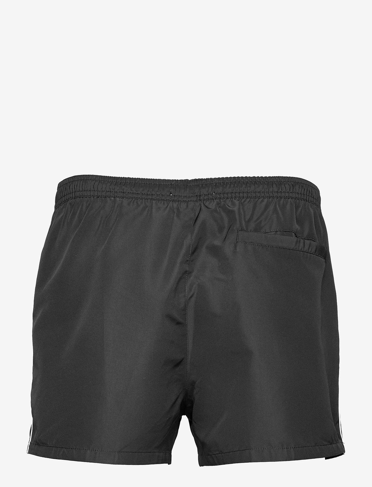 Calvin Klein - SHORT RUNNER-PACKABLE - shorts de bain - pvh black - 1