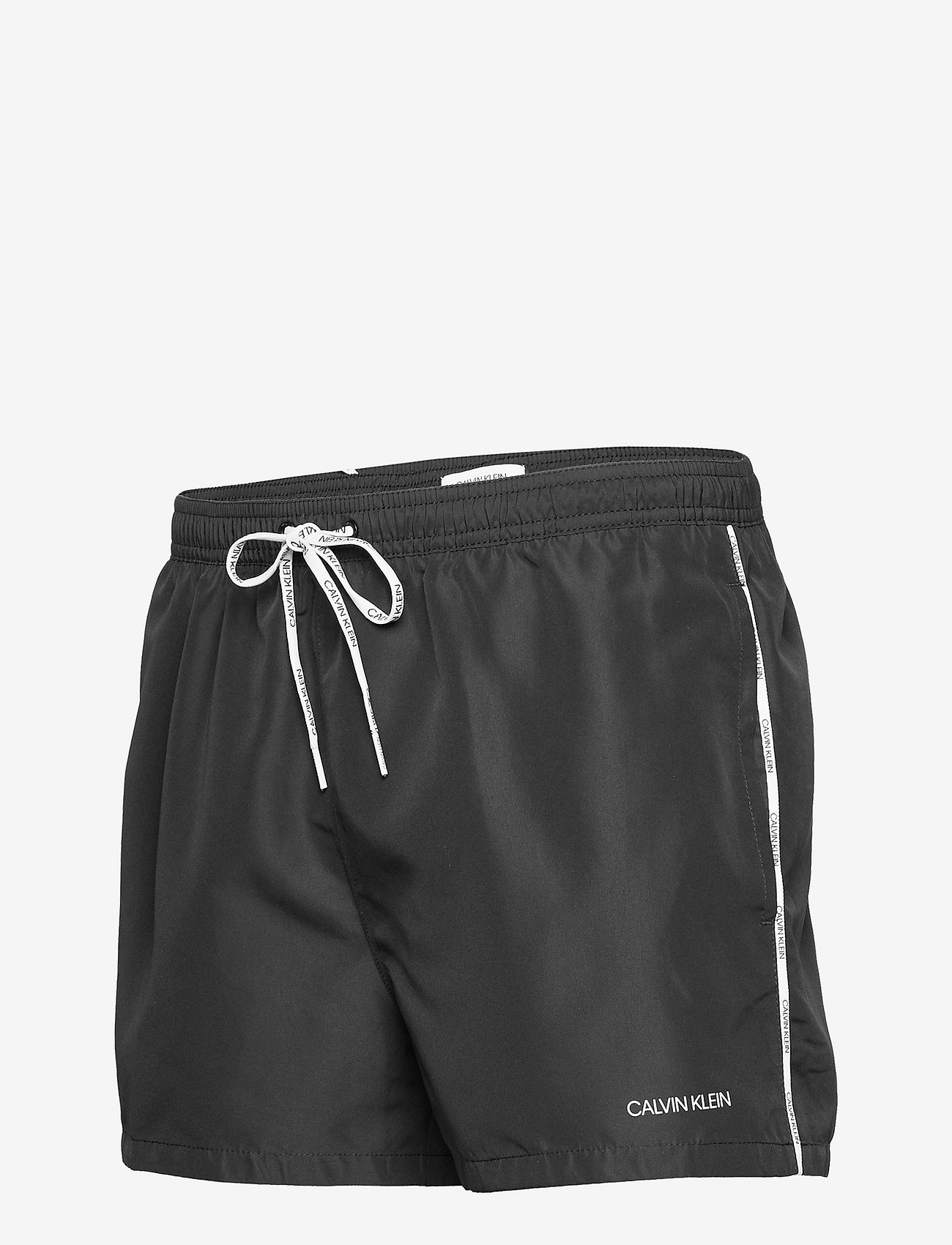 Calvin Klein - SHORT RUNNER-PACKABLE - shorts de bain - pvh black - 2