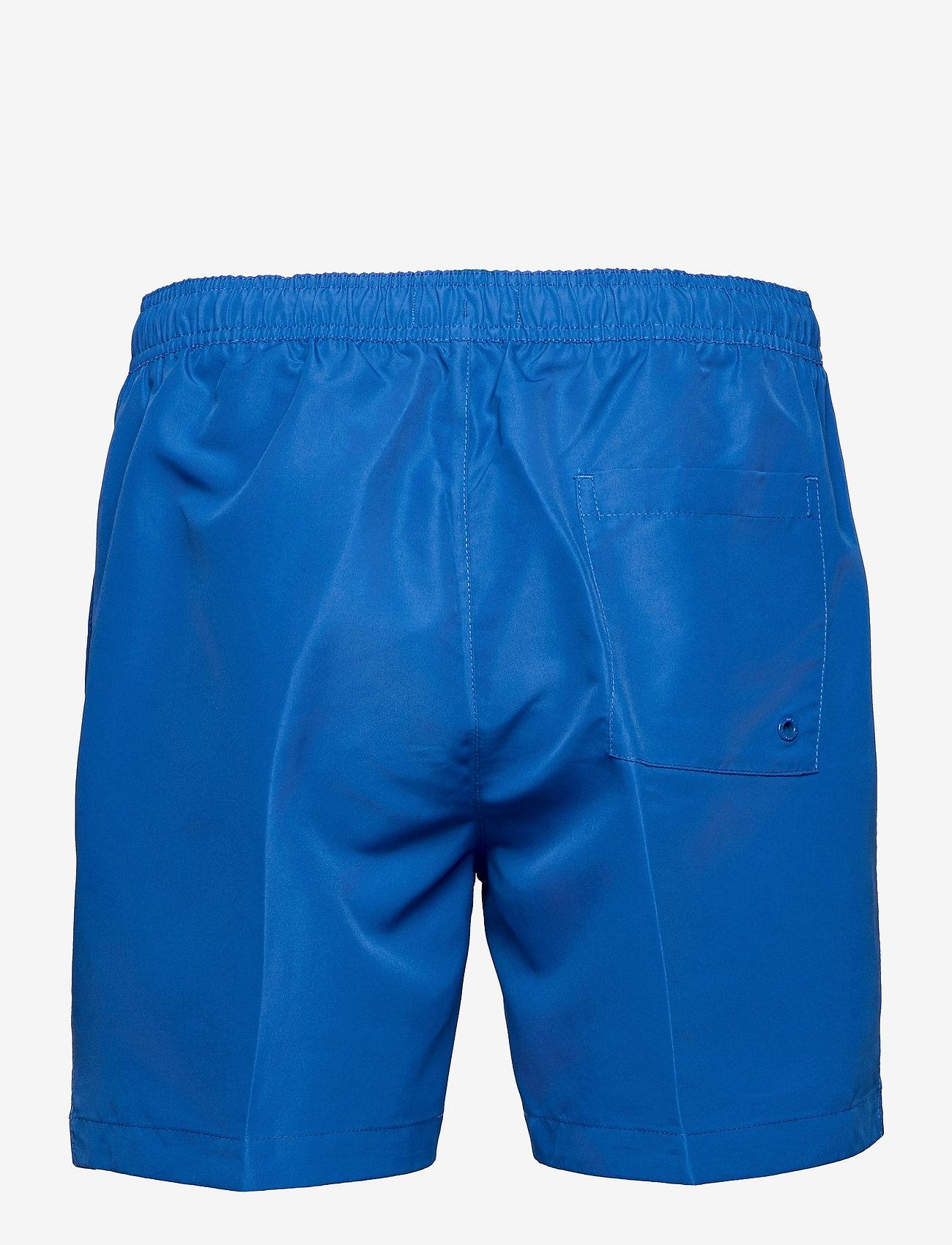 Calvin Klein - MEDIUM DRAWSTRING - shorts de bain - bobby blue - 1