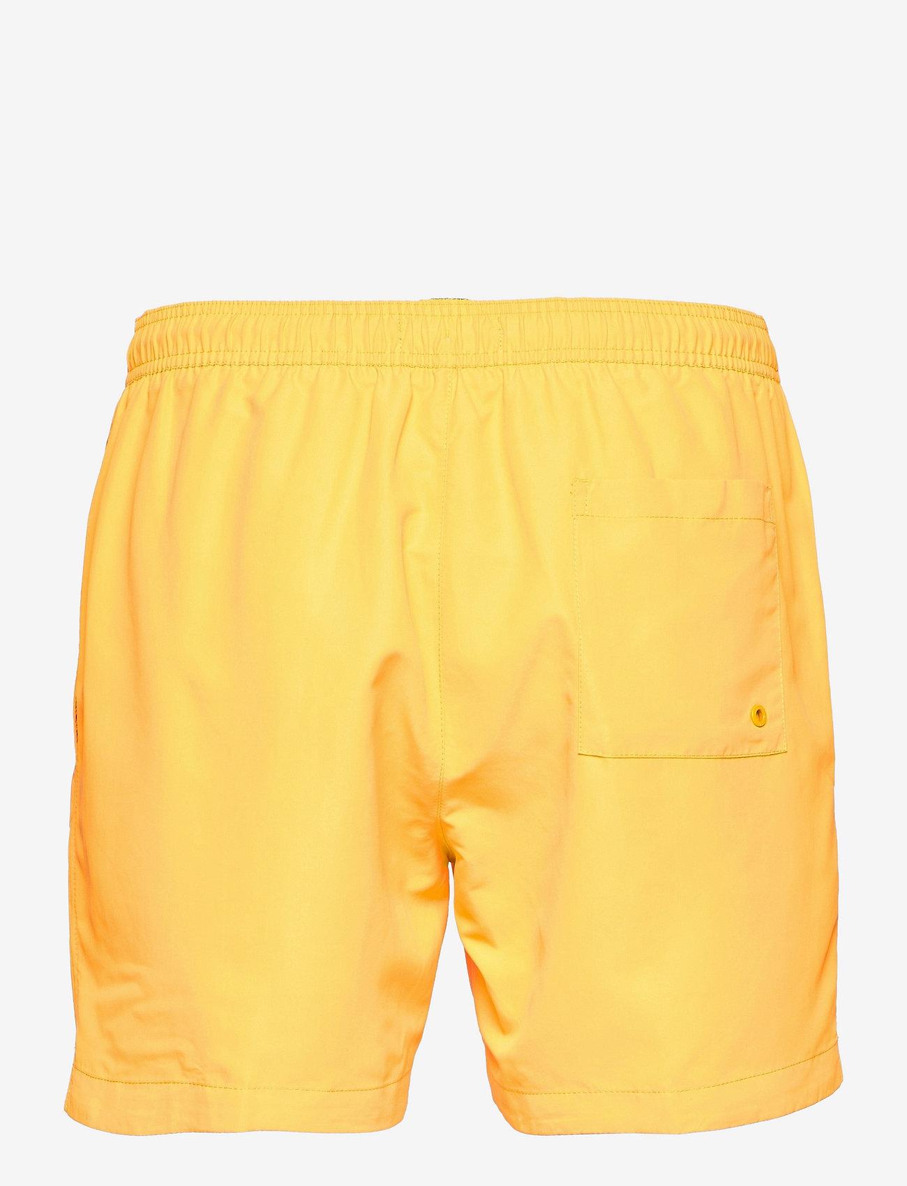 Calvin Klein - MEDIUM DRAWSTRING - shorts de bain - yellow arch - 1