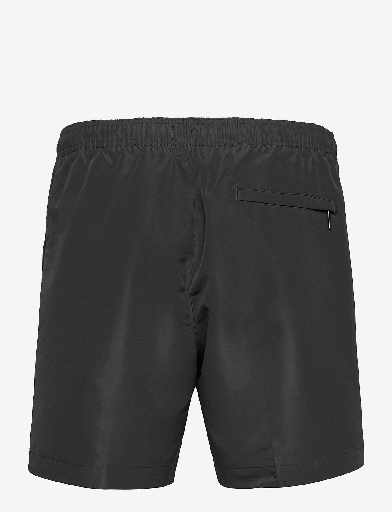 Calvin Klein - MEDIUM DRAWSTRING - shorts - pvh black - 1