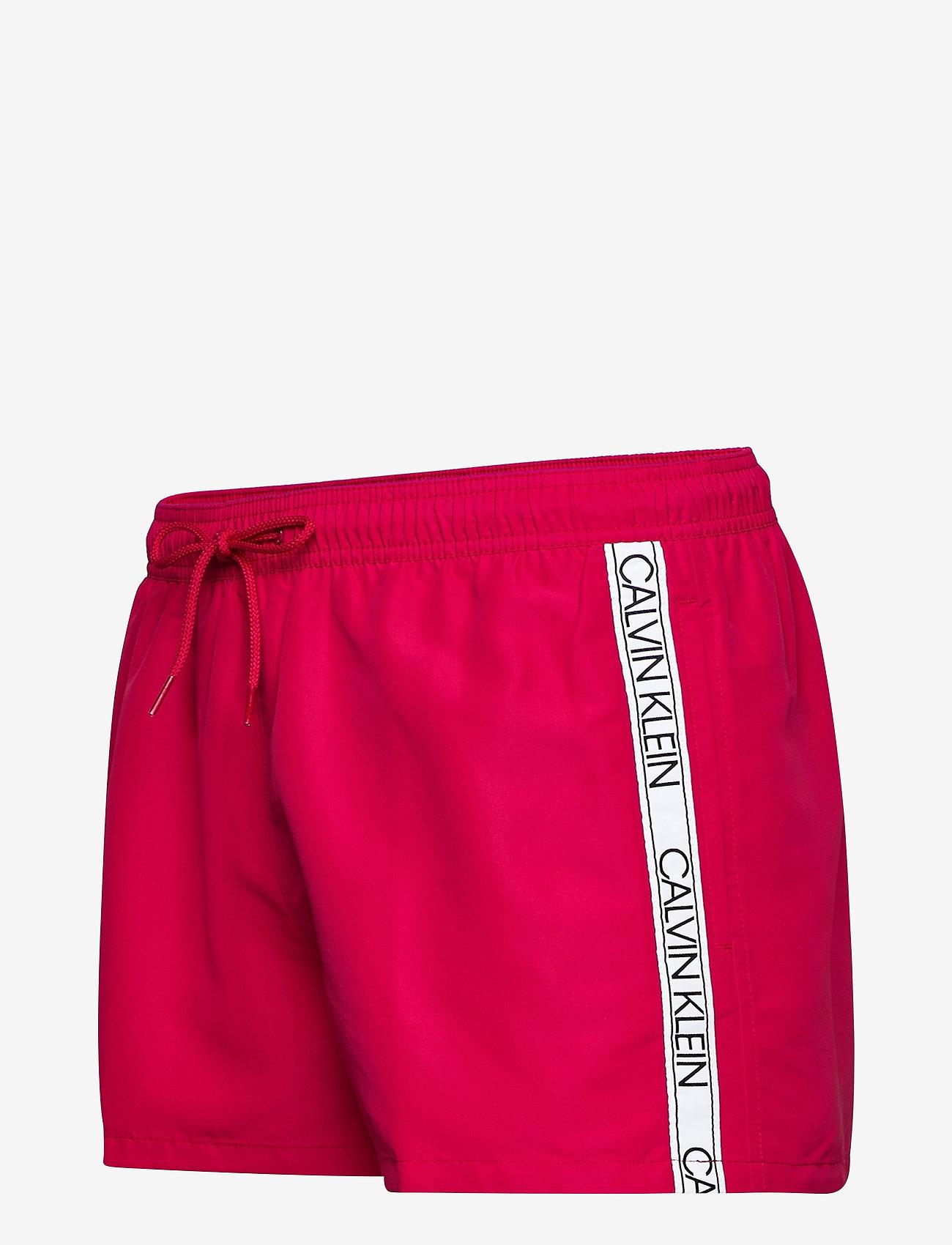 Calvin Klein - SHORT DRAWSTRING - shorts de bain - panama rose - 2