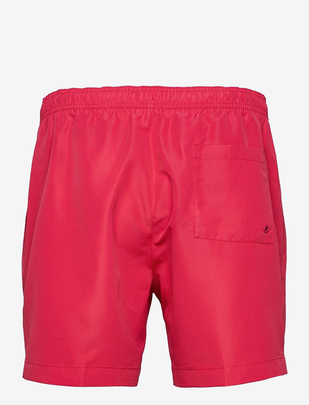 Calvin Klein - MEDIUM DRAWSTRING - shorts de bain - panama rose - 1