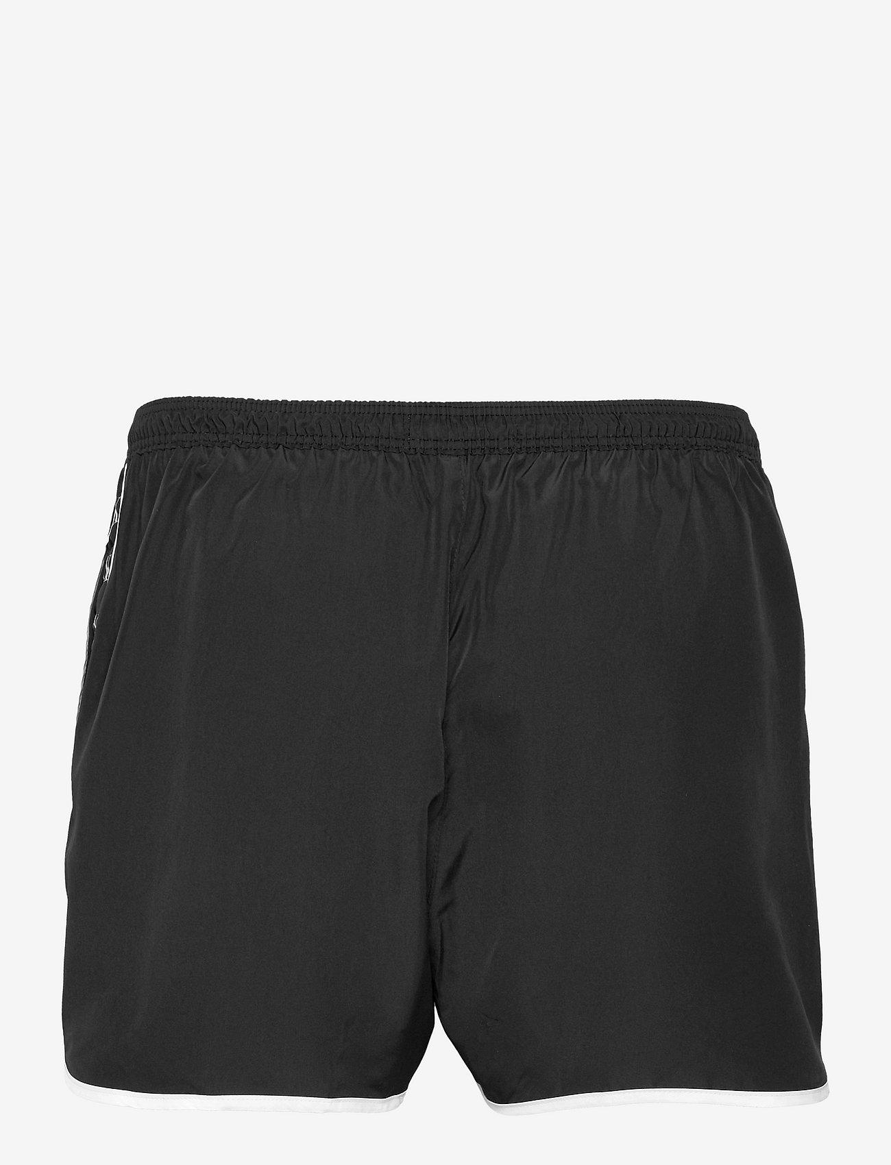 Calvin Klein - SHORT RUNNER - shorts de bain - pvh black - 1