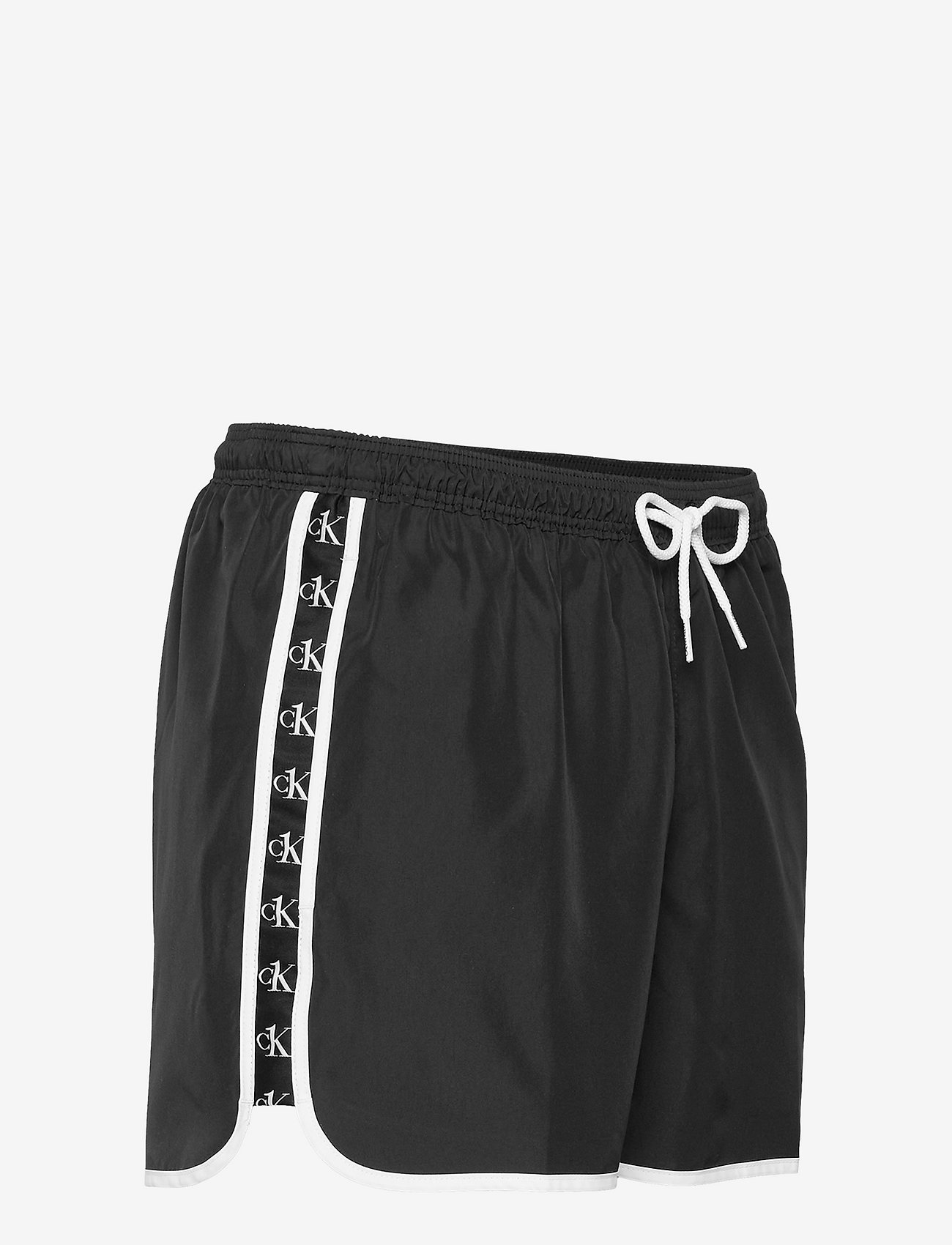 Calvin Klein - SHORT RUNNER - shorts de bain - pvh black - 3