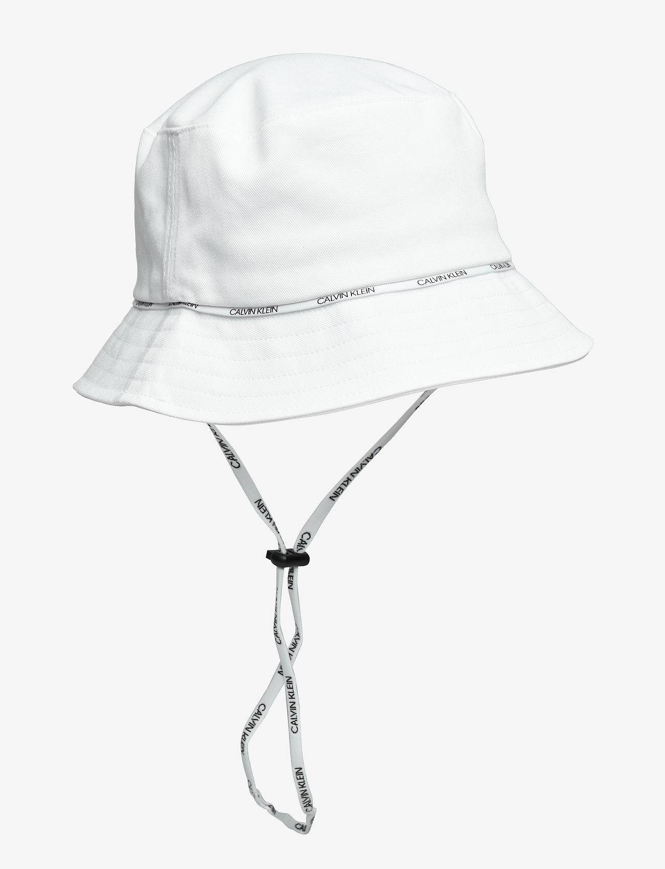 Calvin Klein - BUCKET HAT - bucket hats - pvh classic white - 0
