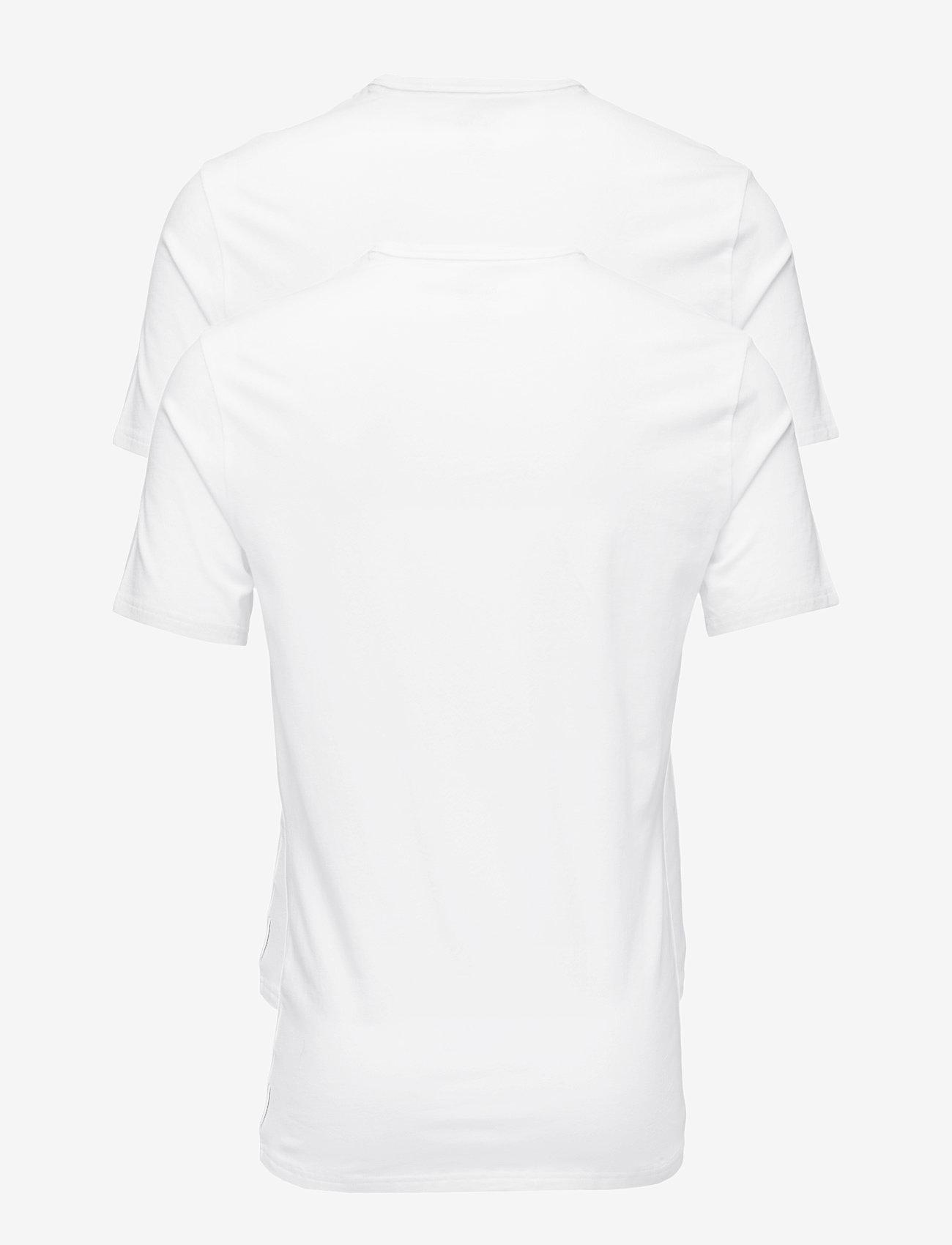 Calvin Klein - 2P S/S CREW NECK - multipack - white - 1