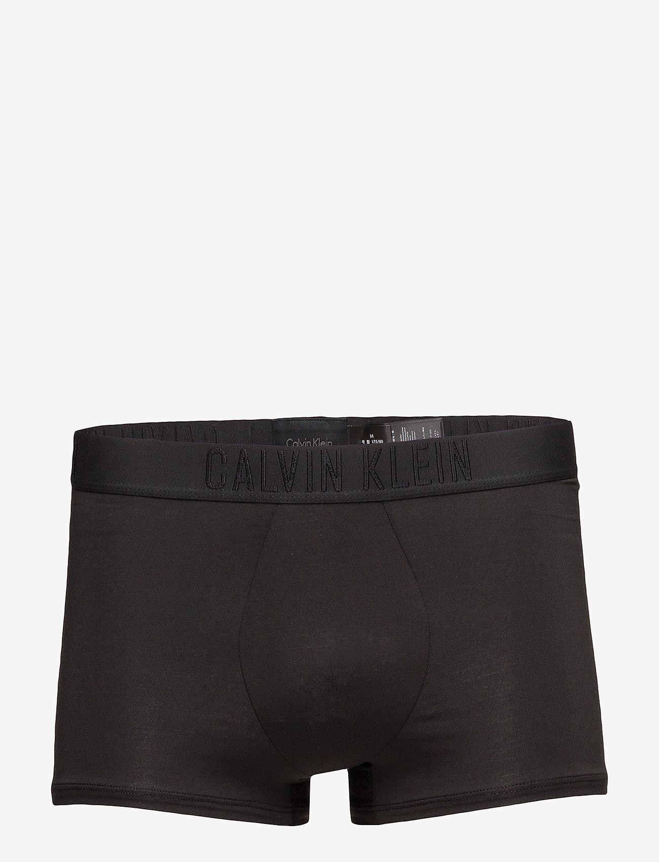 Calvin Klein - TRUNK - boxershorts - black - 0