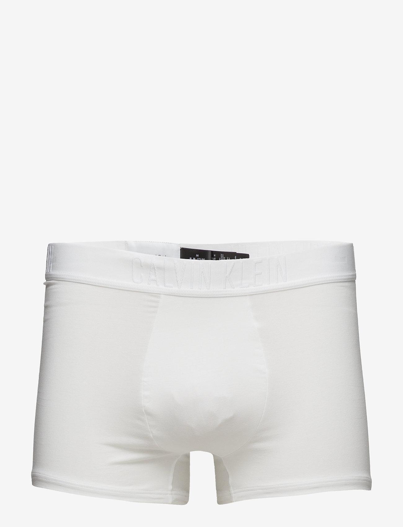 Calvin Klein - TRUNK - boxershorts - white - 0