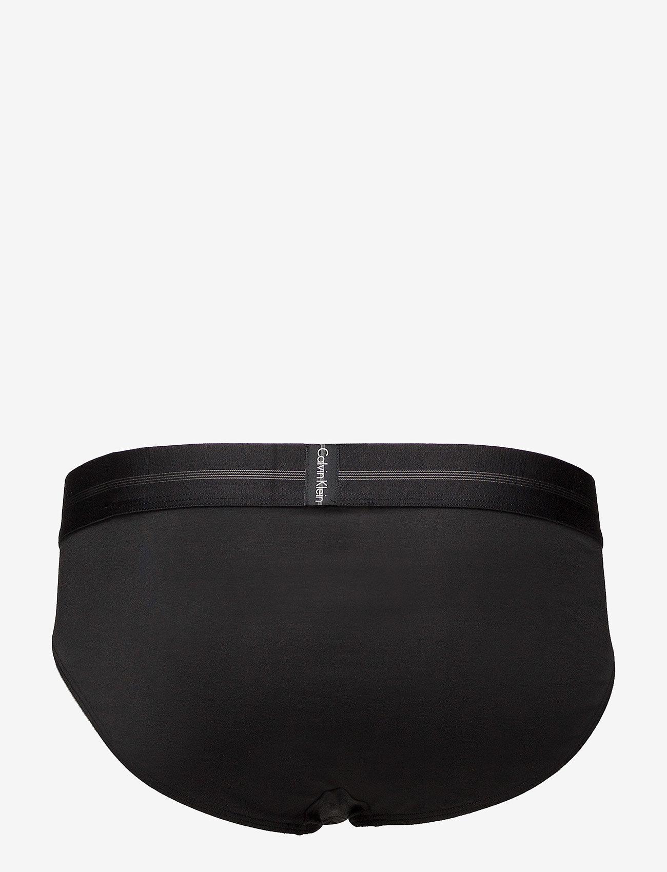 Calvin Klein - HIP BRIEF - alushousut - black - 1