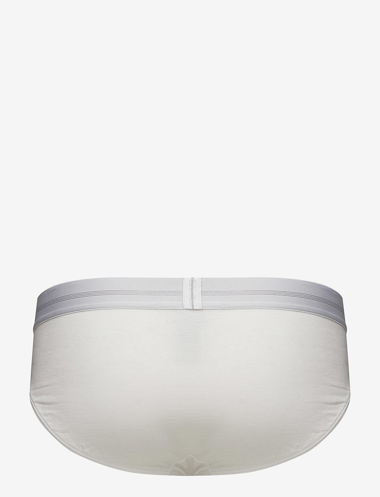 Calvin Klein - HIP BRIEF - onderbroeken - white - 1