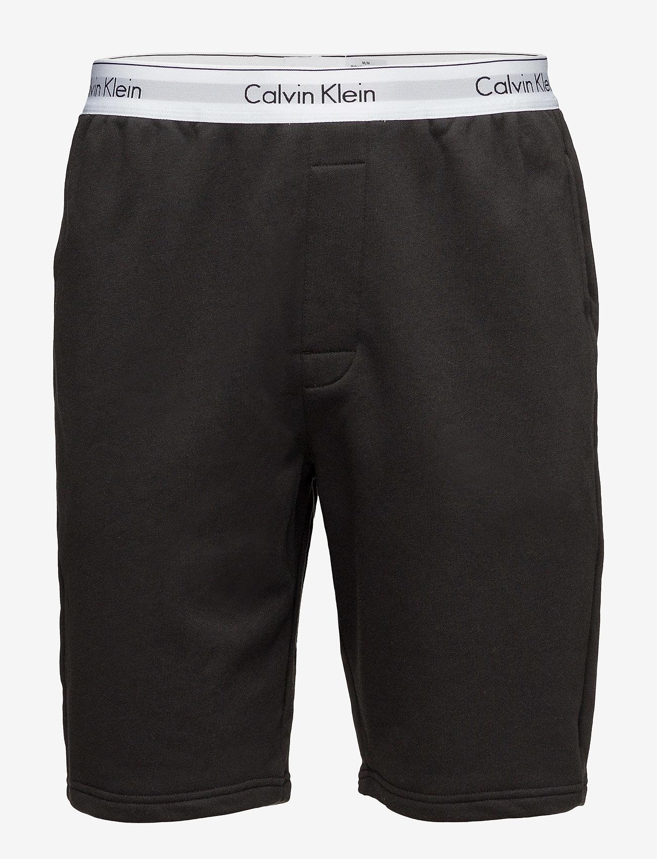 Calvin Klein - SHORT - broeken - black - 0