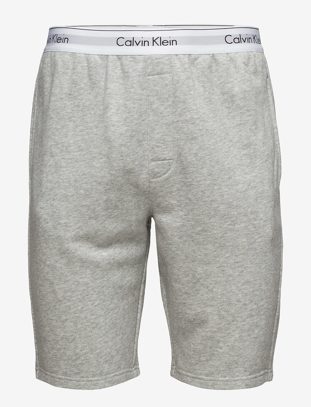 Calvin Klein - SHORT - broeken - grey heather - 0