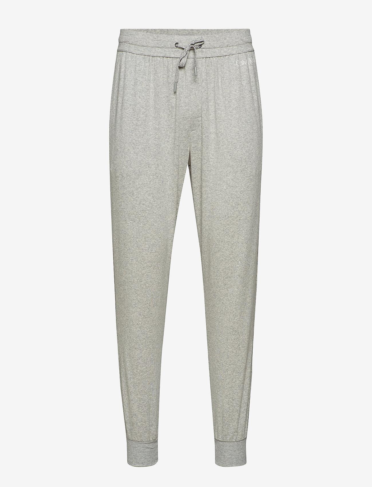 Calvin Klein - JOGGER - joggings - grey heather - 0