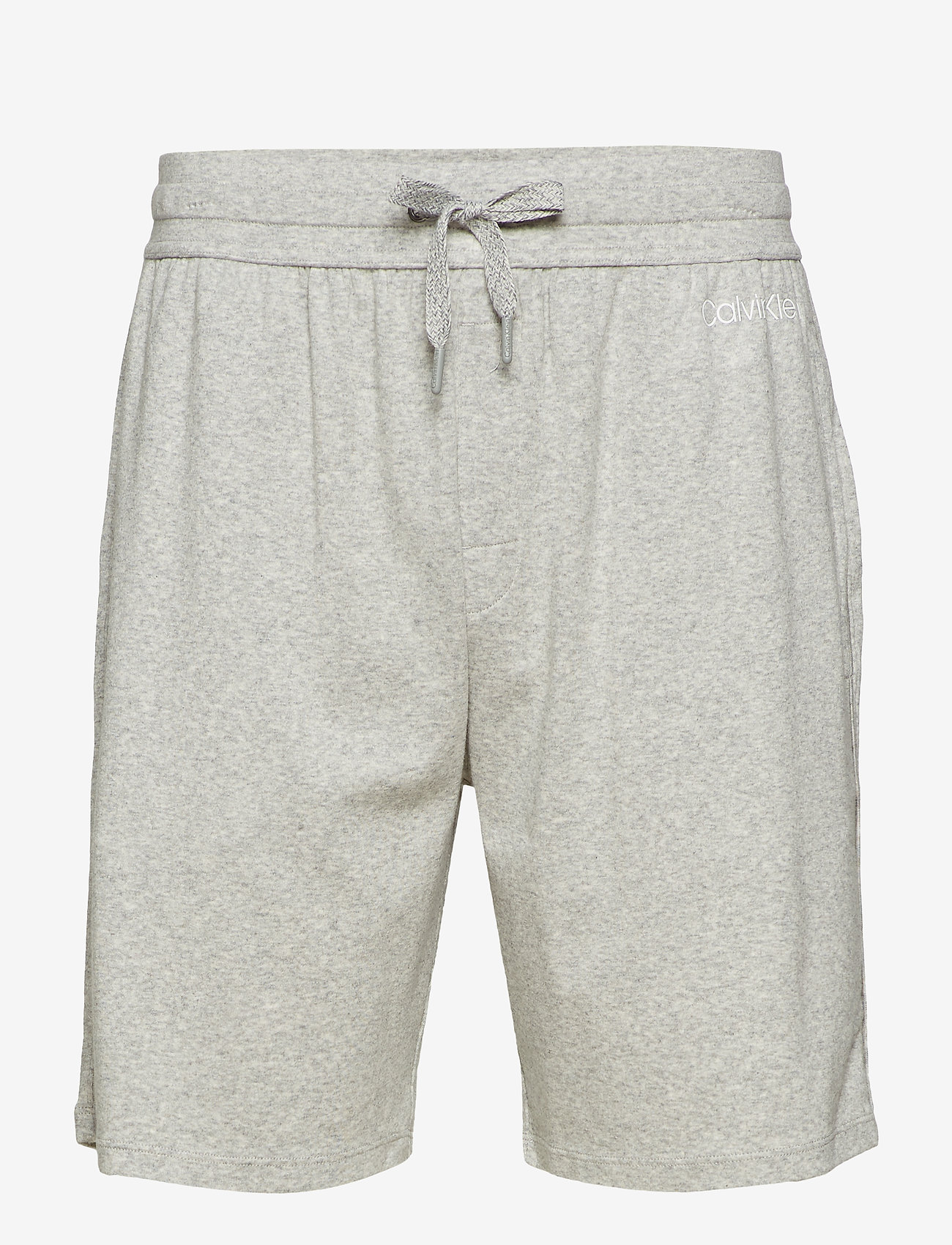 Calvin Klein - SLEEP SHORT - bottoms - grey heather - 0