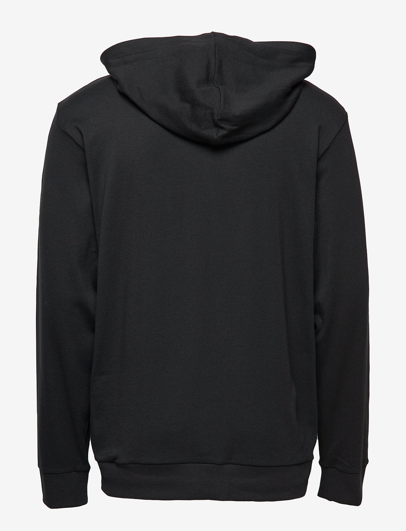 Calvin Klein - FULL ZIP SWEATSHIRT - hoodies - black - 1