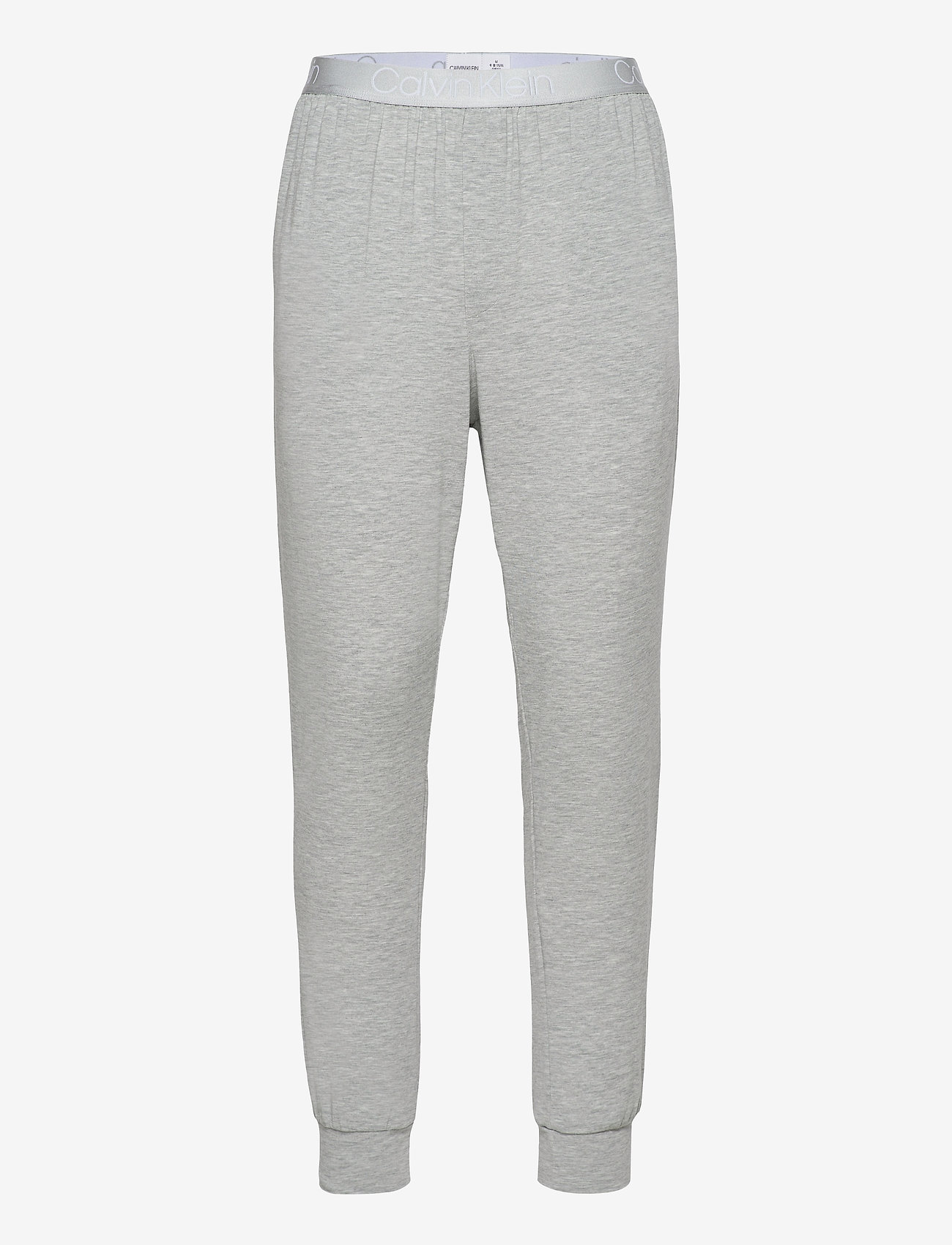 Calvin Klein - JOGGER - bottoms - grey heather - 0