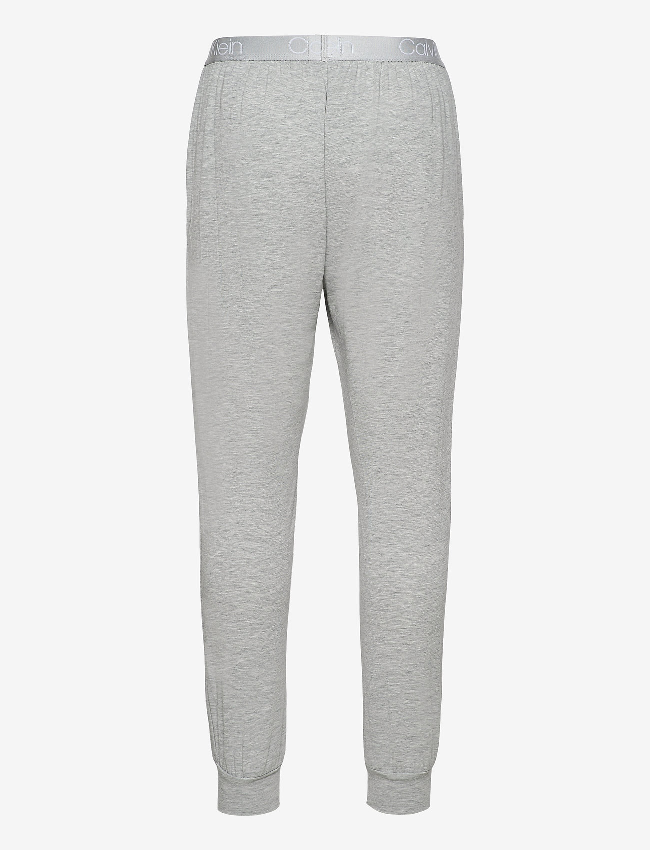 Calvin Klein - JOGGER - bottoms - grey heather - 1