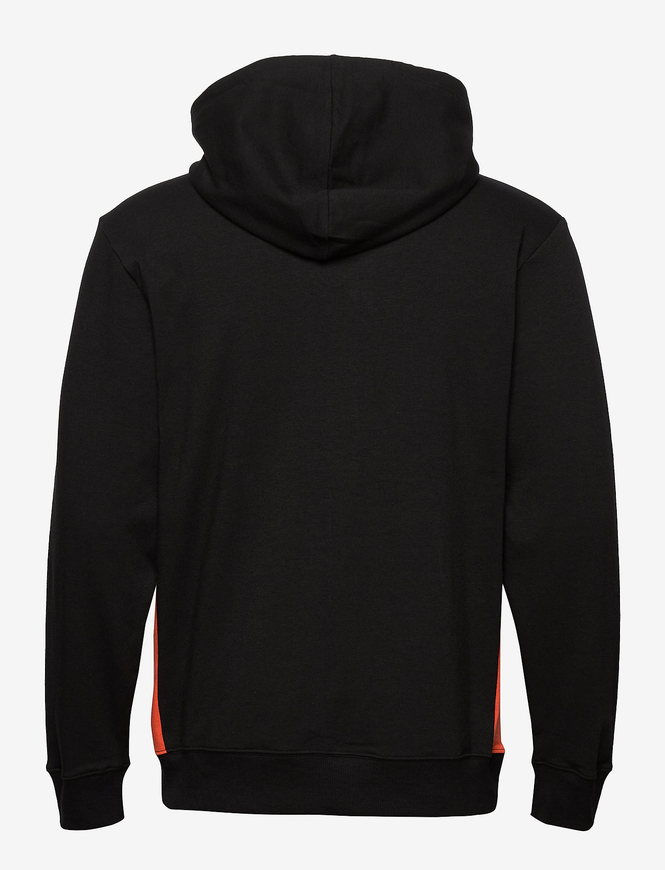 Calvin Klein - FULL ZIP HOODIE - basic sweatshirts - black w/ inferno piecing - 1