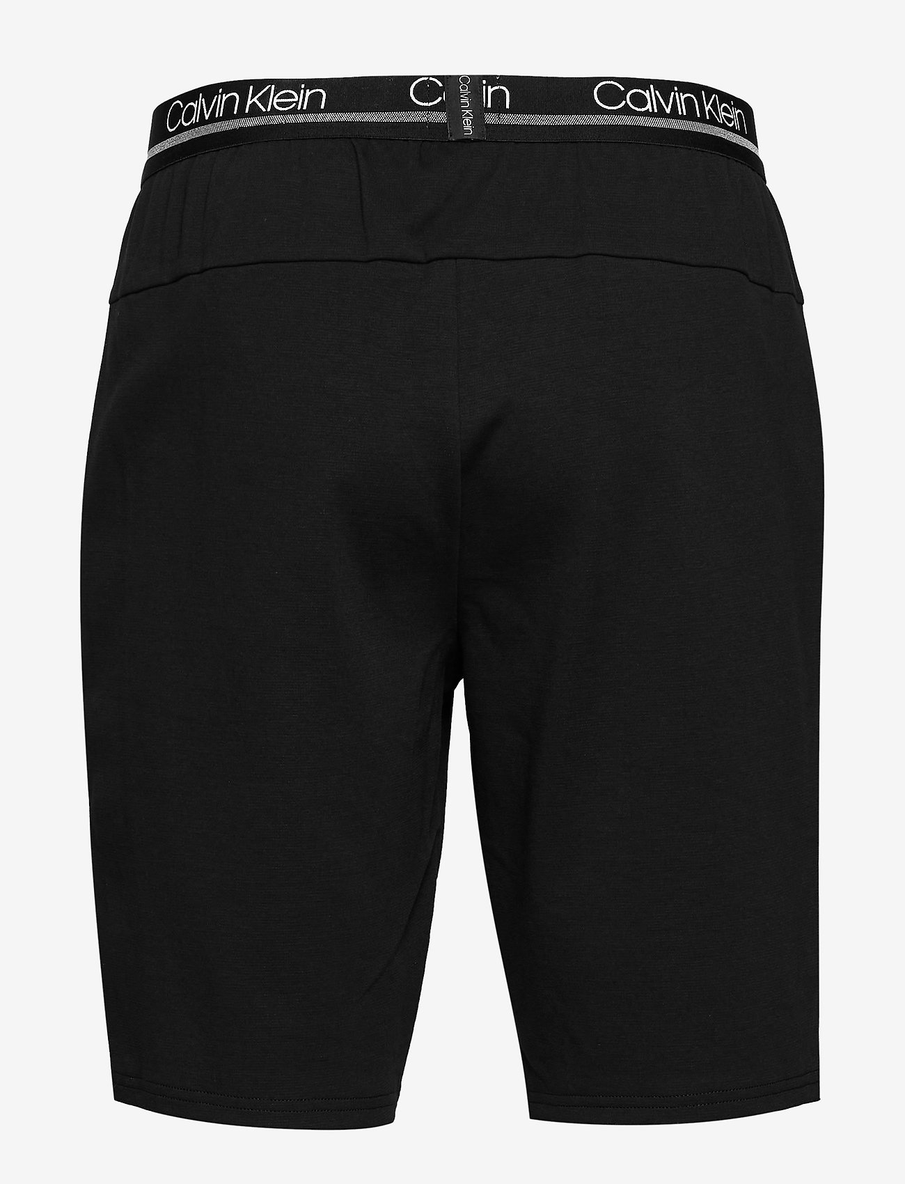 Calvin Klein - SLEEP SHORT - bottoms - black - 1