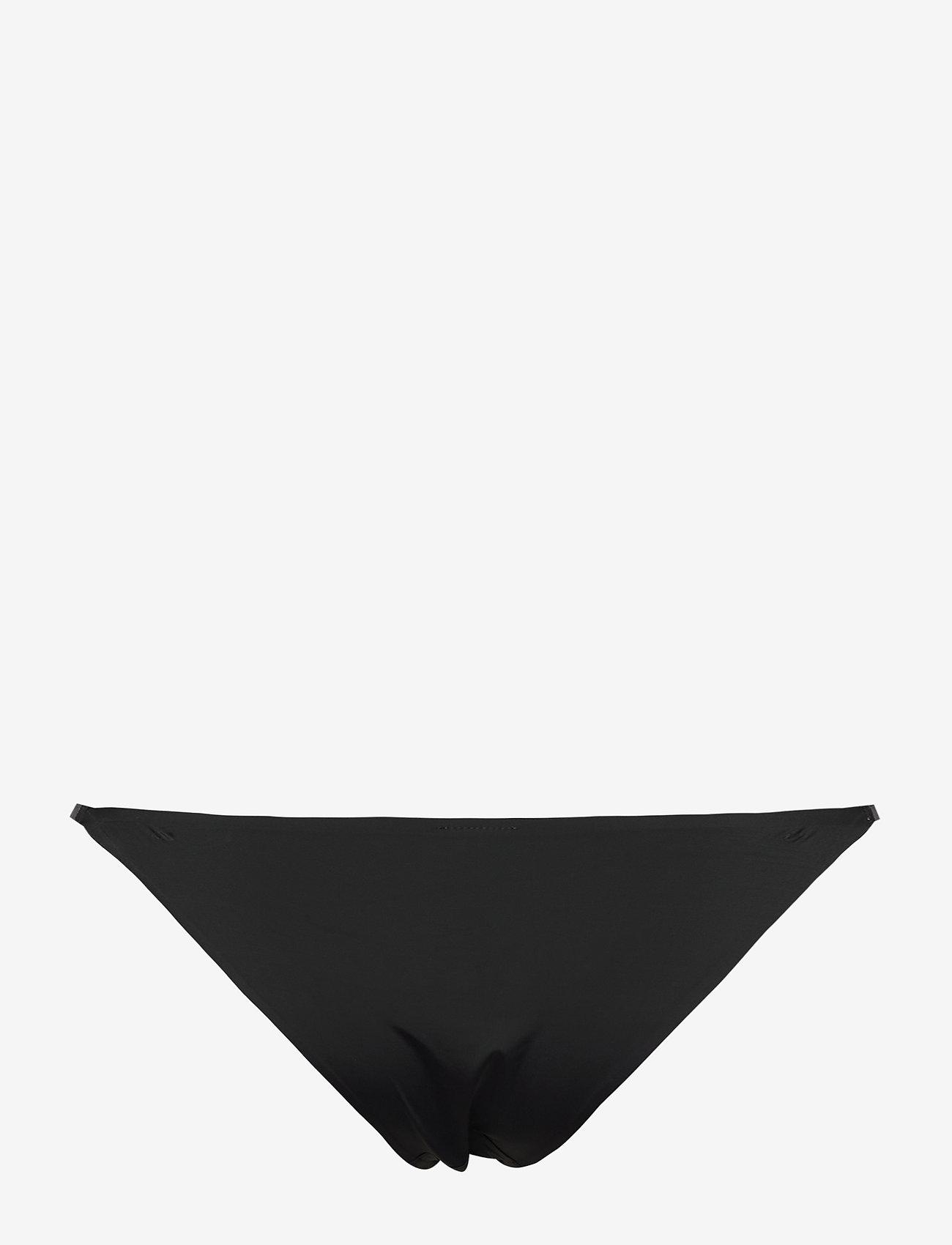 Calvin Klein - STRING BIKINI - majtki - black - 1