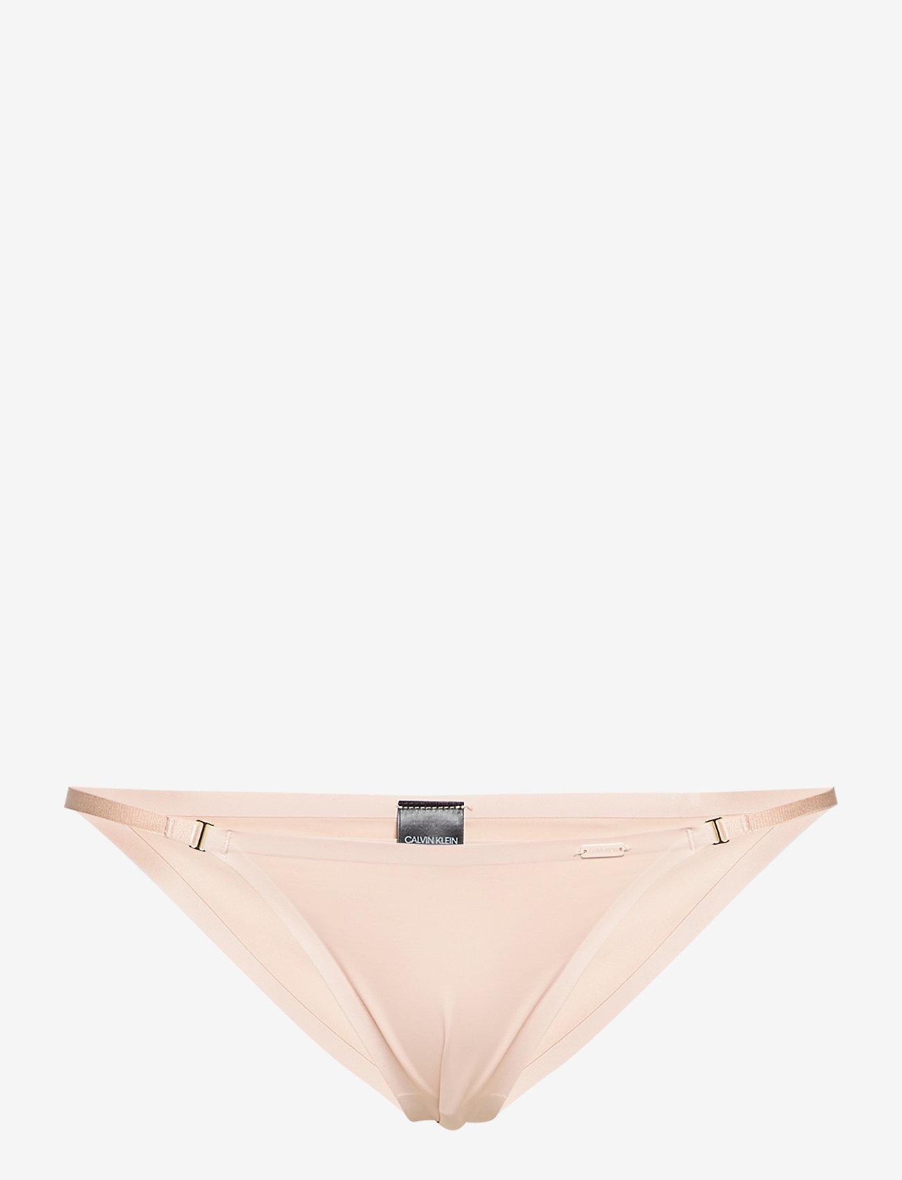 Calvin Klein - STRING BIKINI - majtki - buff beige - 0