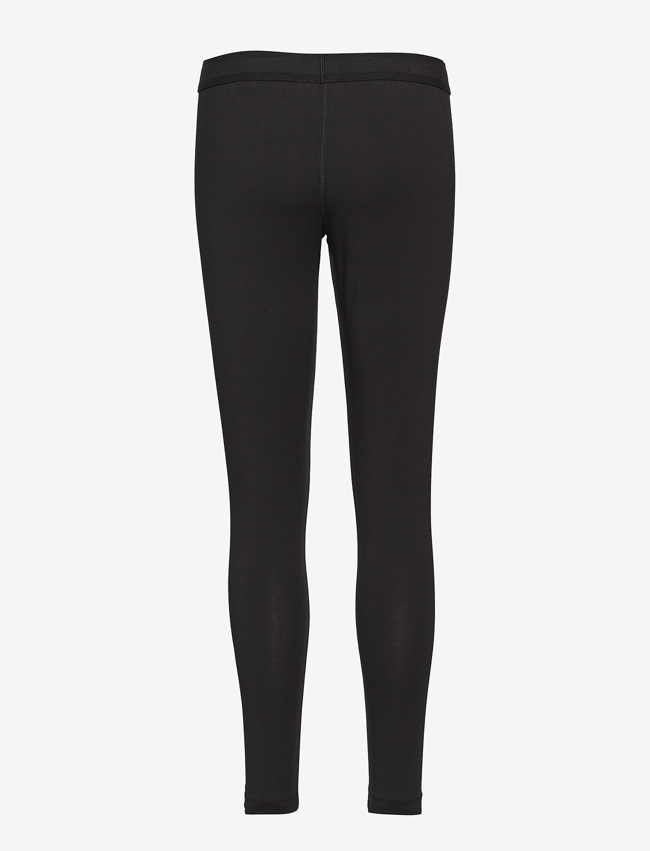 Calvin Klein - LEGGING - leggings - black - 1